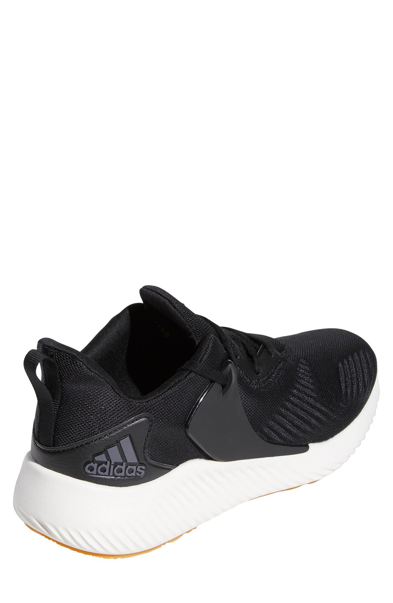 AlphaBounce RC 2 Running Shoe,                             Alternate thumbnail 2, color,                             CORE BLACK/ NIGHT/ CORE BLACK