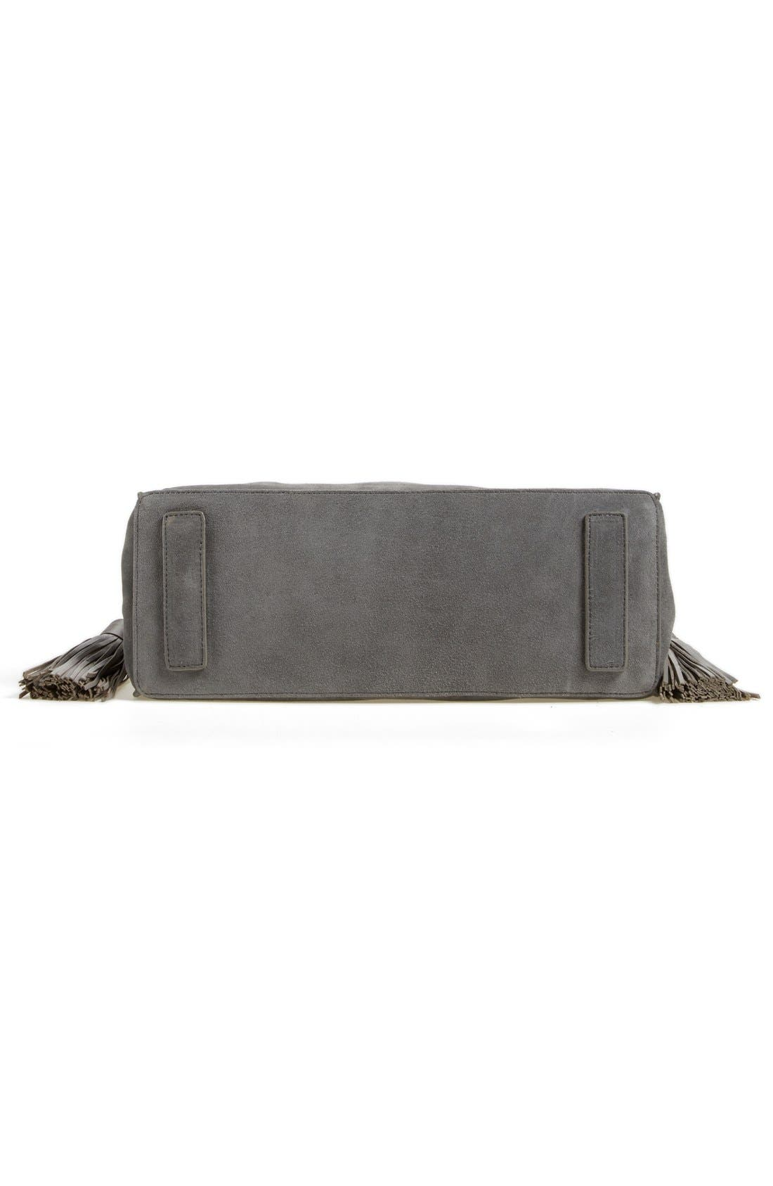 Freedom Suede Hobo,                             Alternate thumbnail 8, color,