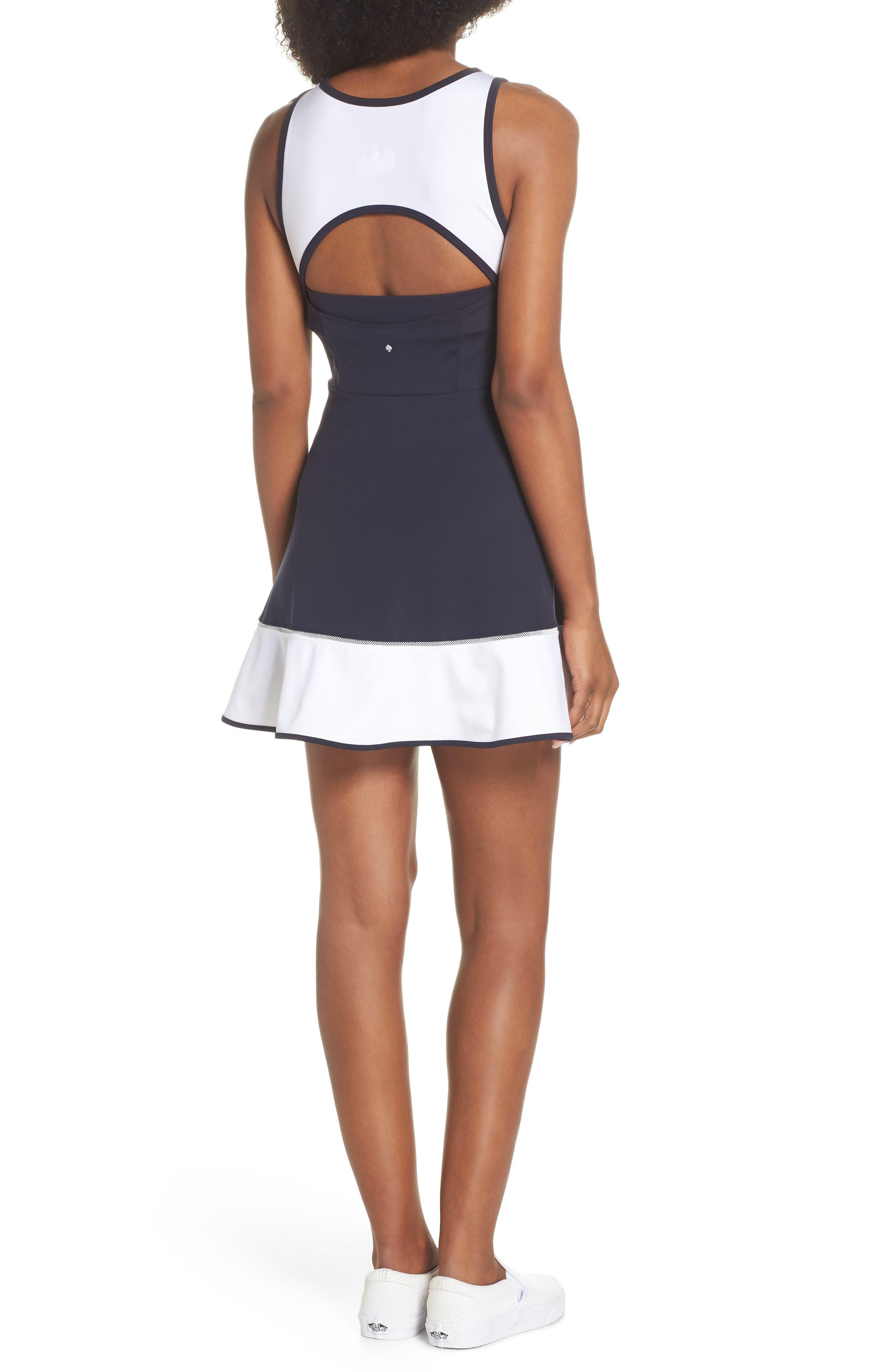 colorblock dress,                             Alternate thumbnail 2, color,                             476