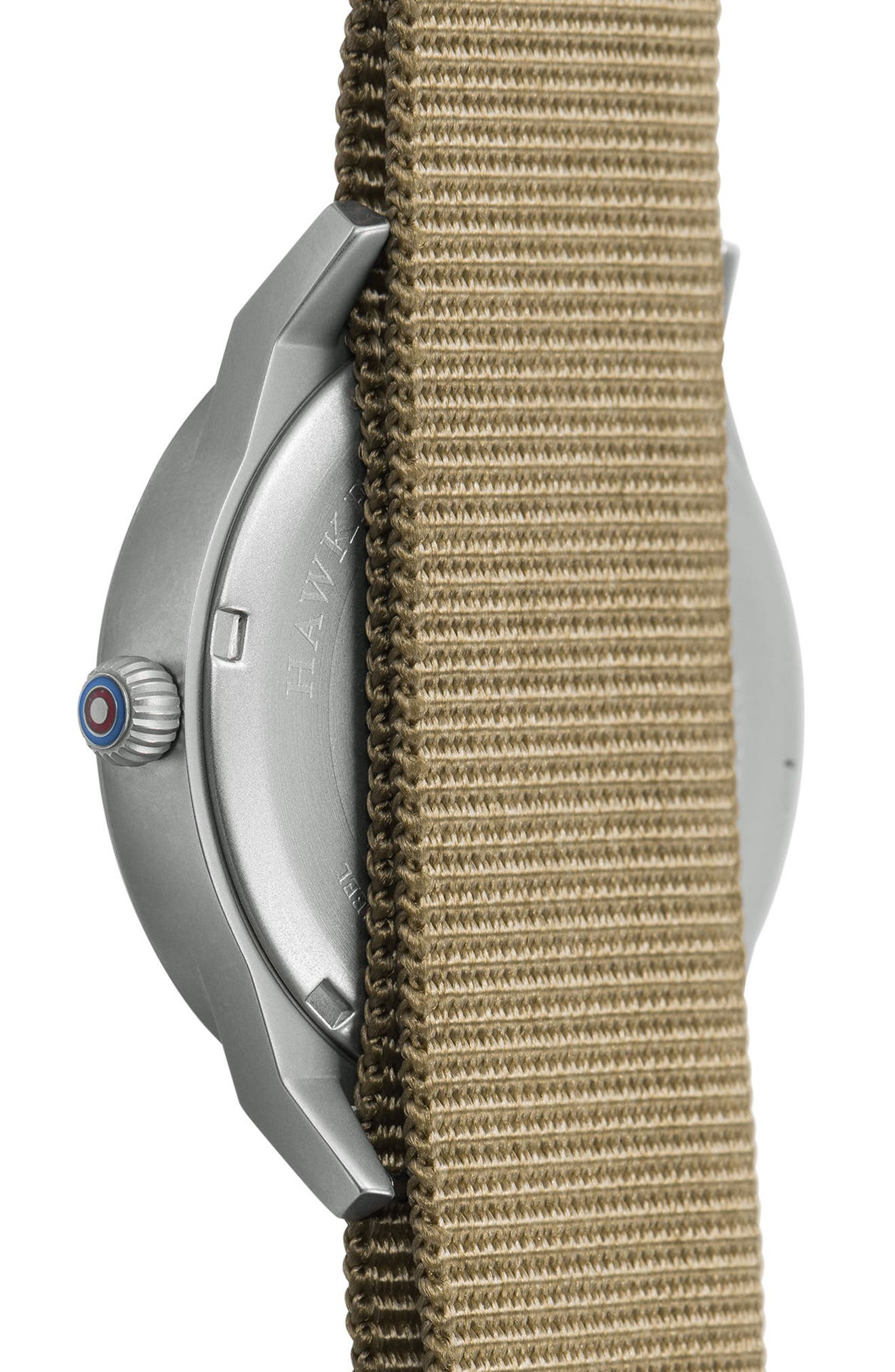 Hawker Hurricane NATO Strap Watch, 38mm,                             Alternate thumbnail 3, color,                             300