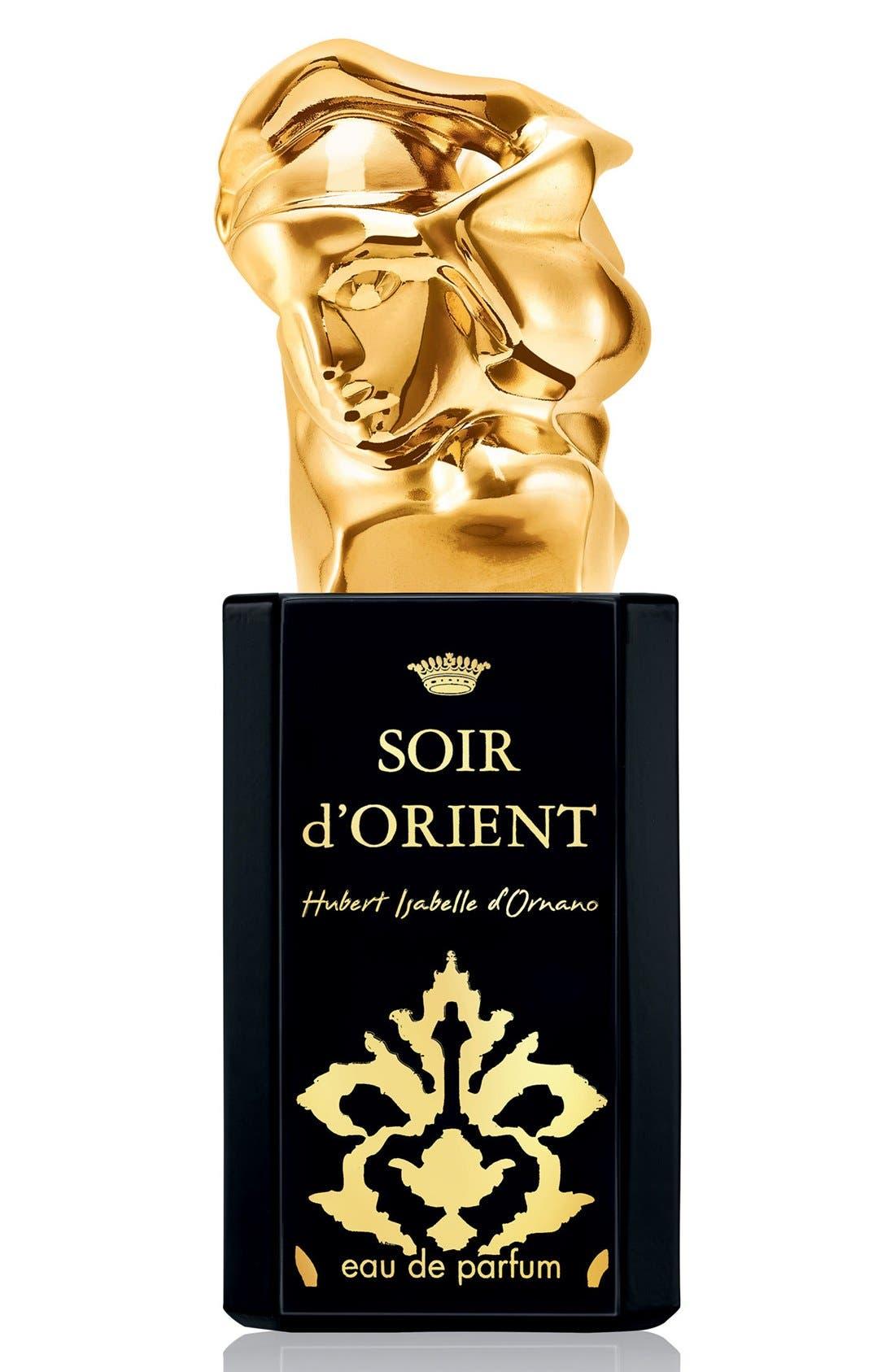 Soir d'Orient Eau de Parfum,                             Alternate thumbnail 3, color,                             NO COLOR