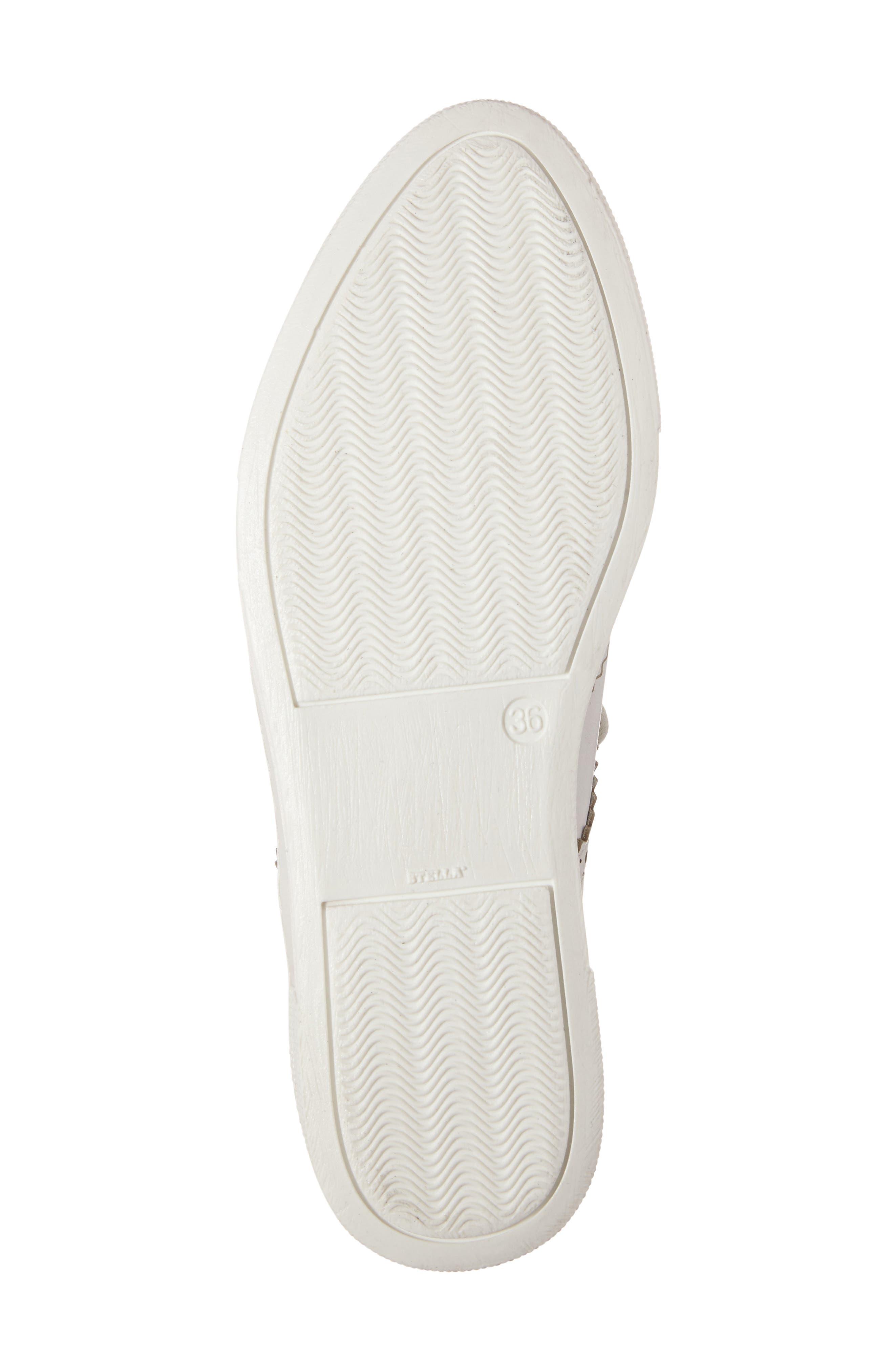 Kimmie Perforated Platform Sneaker,                             Alternate thumbnail 15, color,