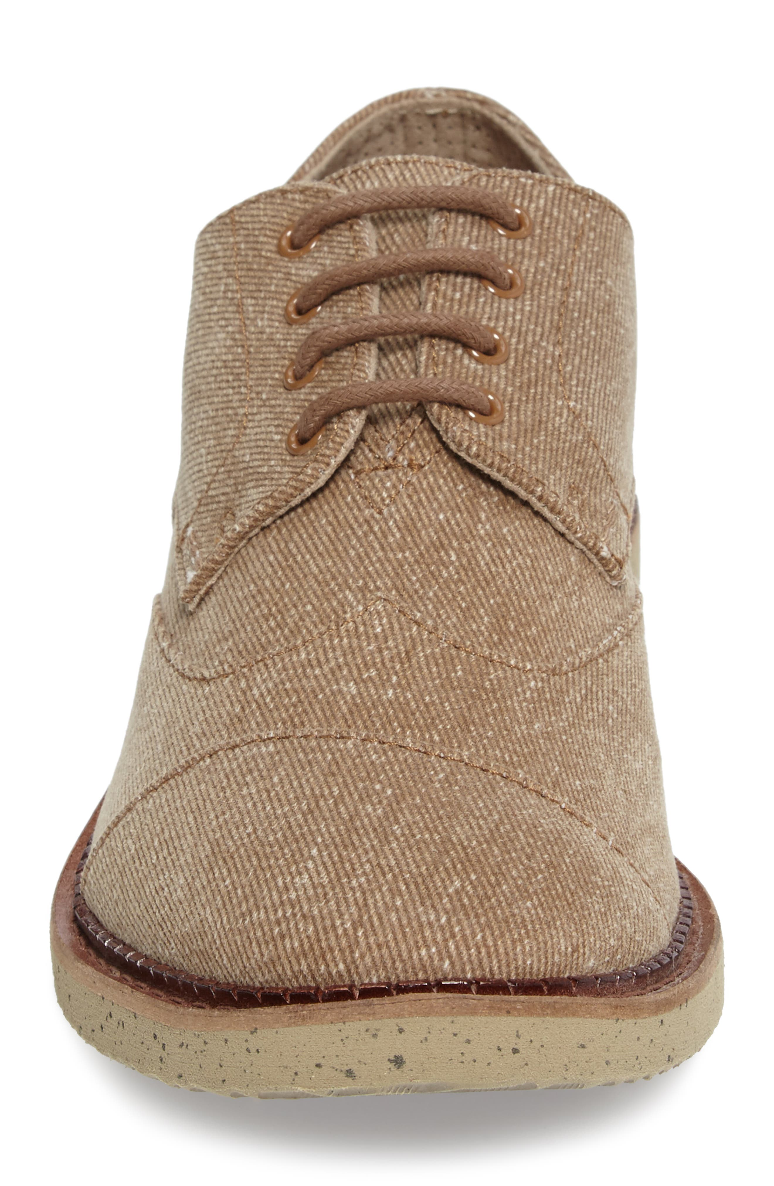 'Classic Brogue' Cotton Twill Derby,                             Alternate thumbnail 56, color,