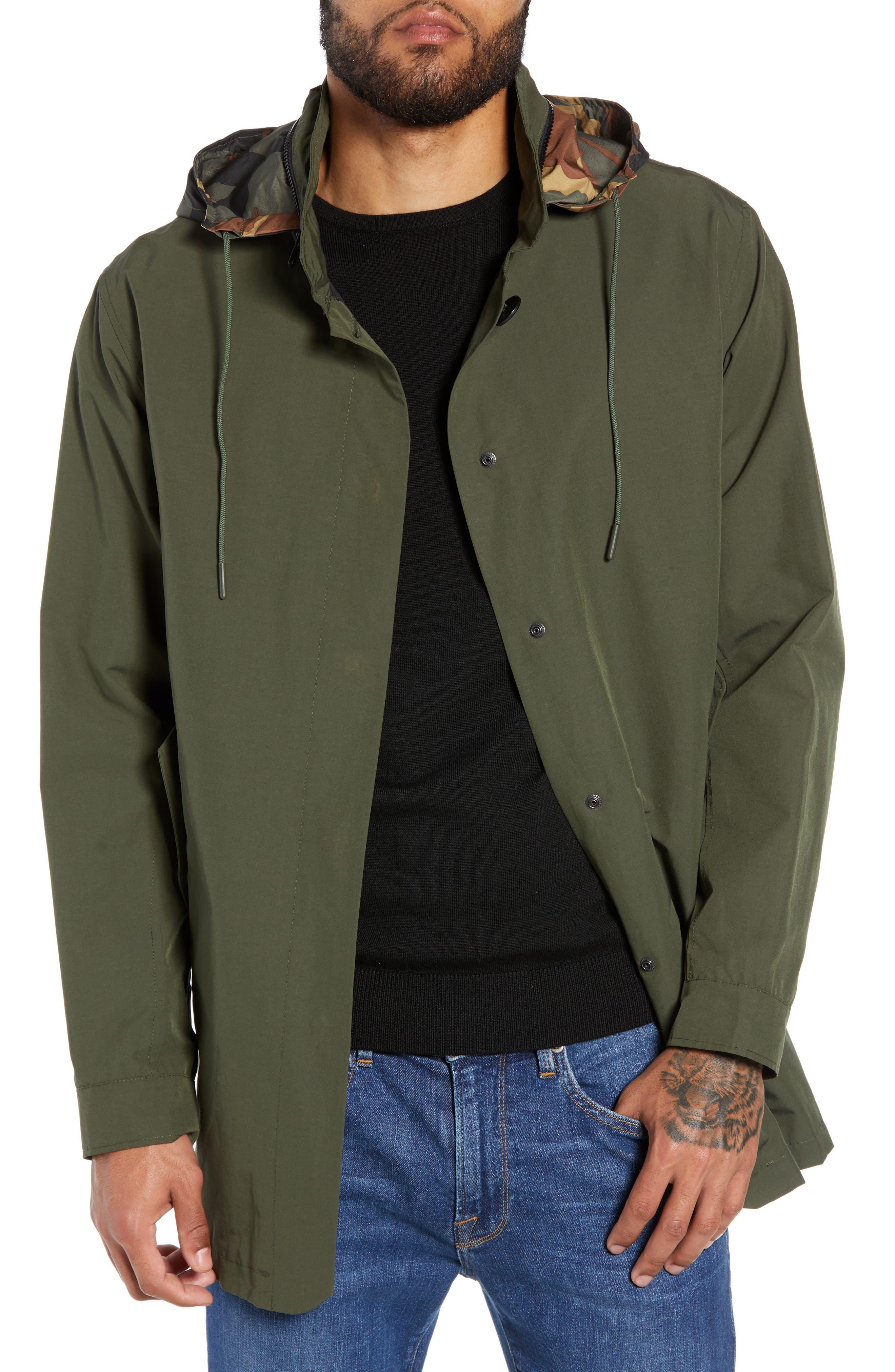 Stowaway Mac Jacket,                         Main,                         color, 306