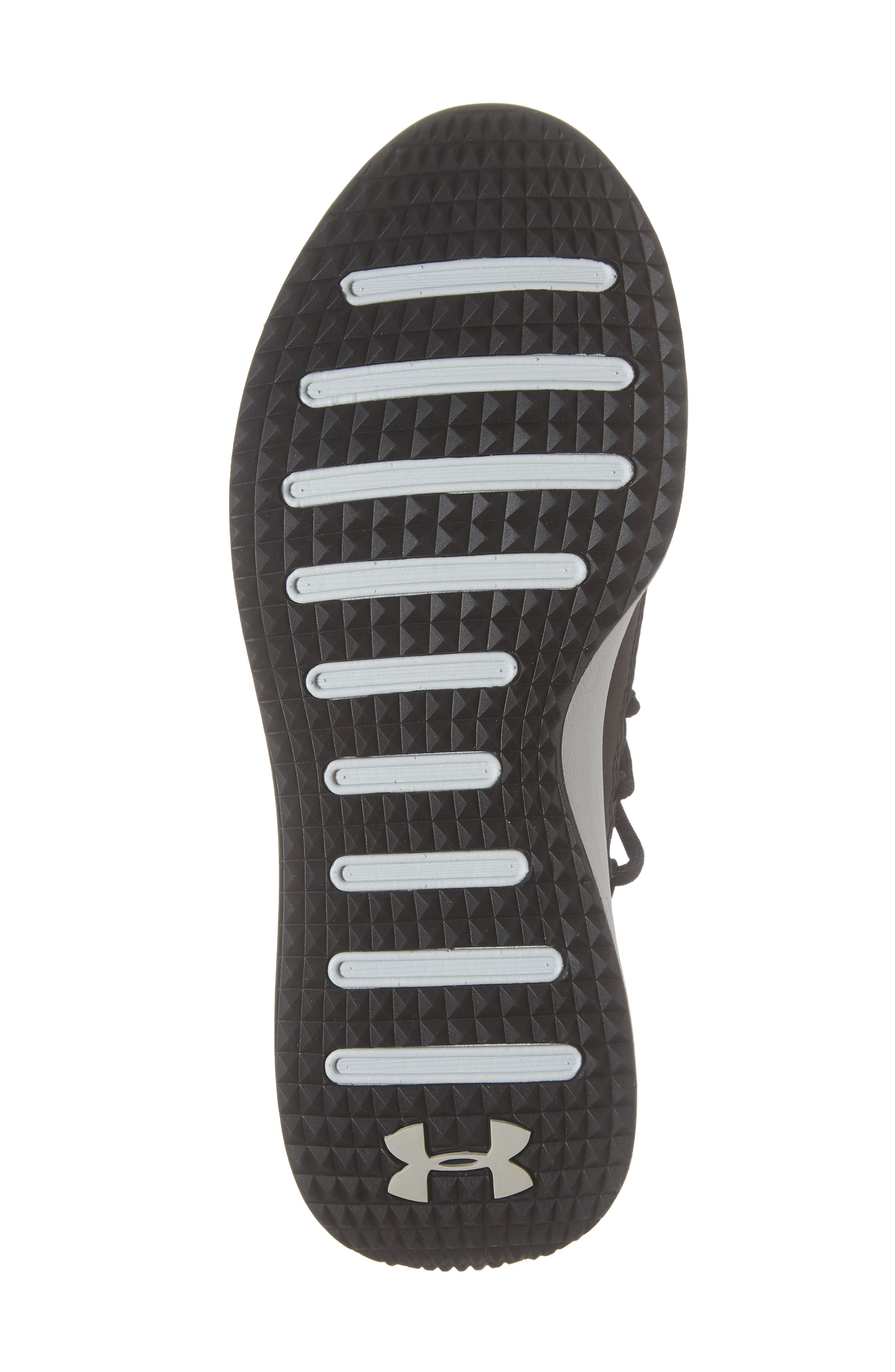 Breathe Reflective Low Top Sneaker,                             Alternate thumbnail 6, color,                             BLACK/ BLACK/ BLACK