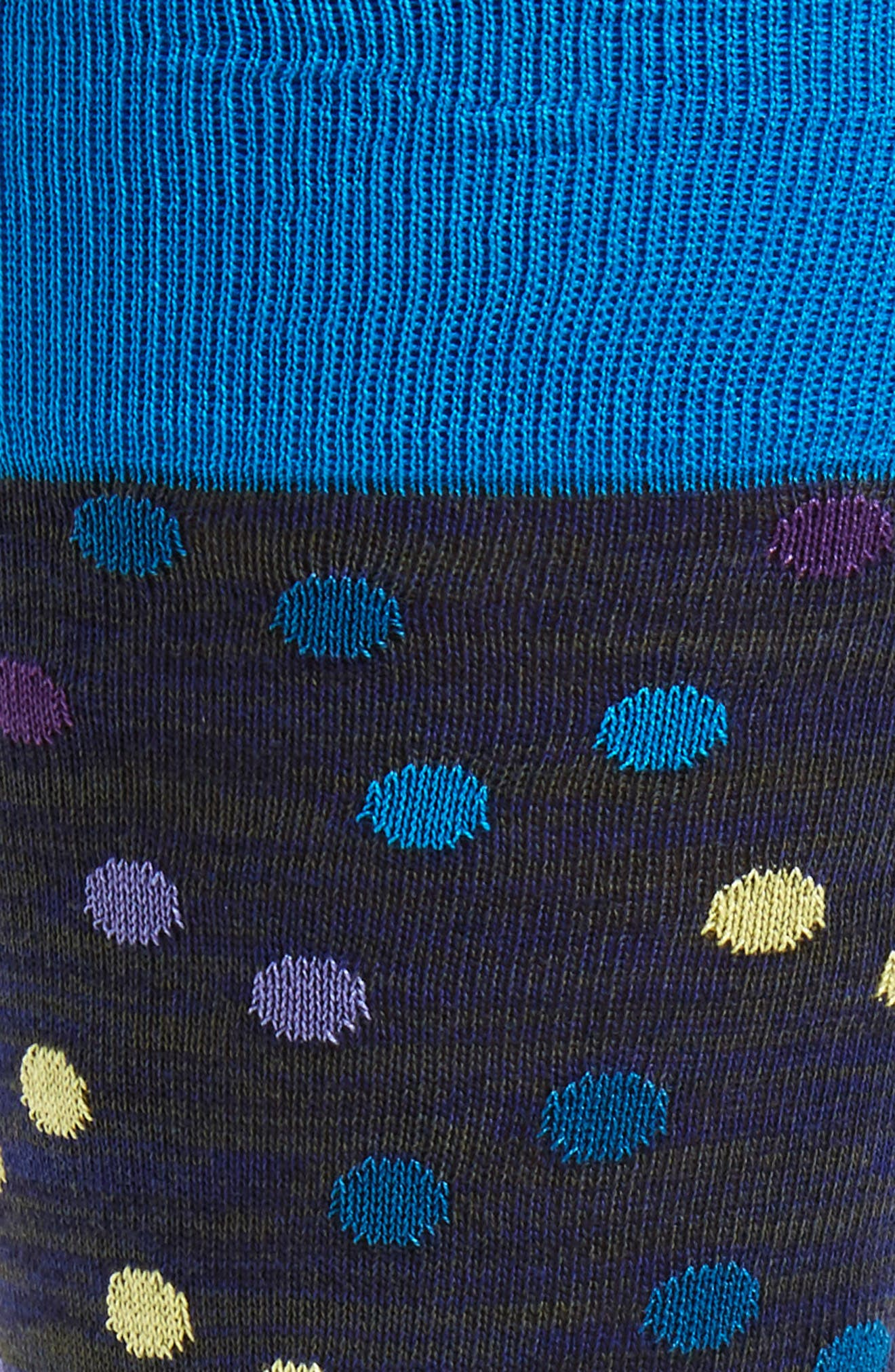 Polka Dot Socks,                             Alternate thumbnail 9, color,