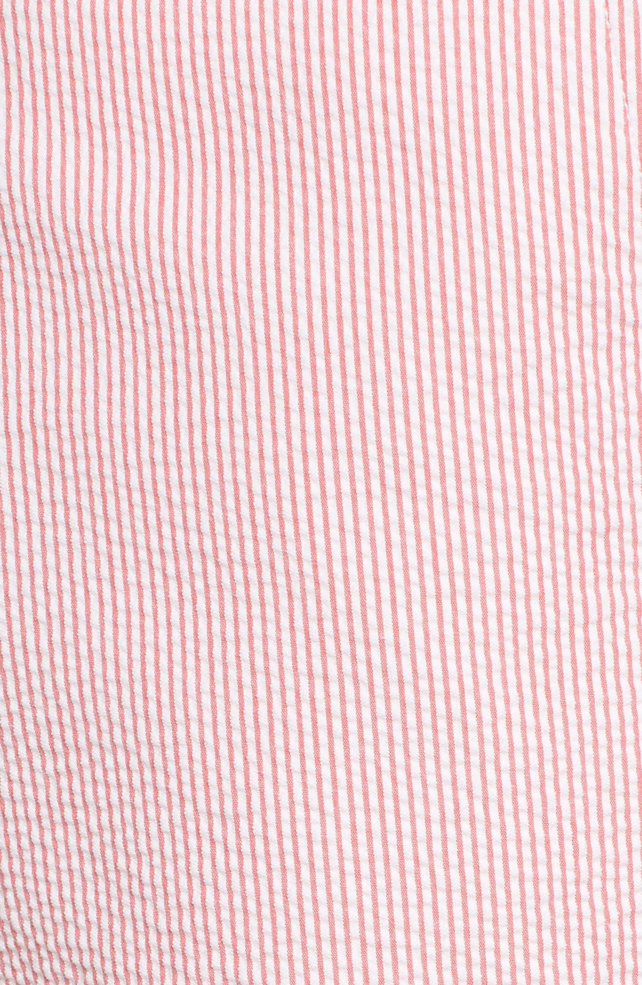 9 Inch Seersucker Shorts,                             Alternate thumbnail 10, color,