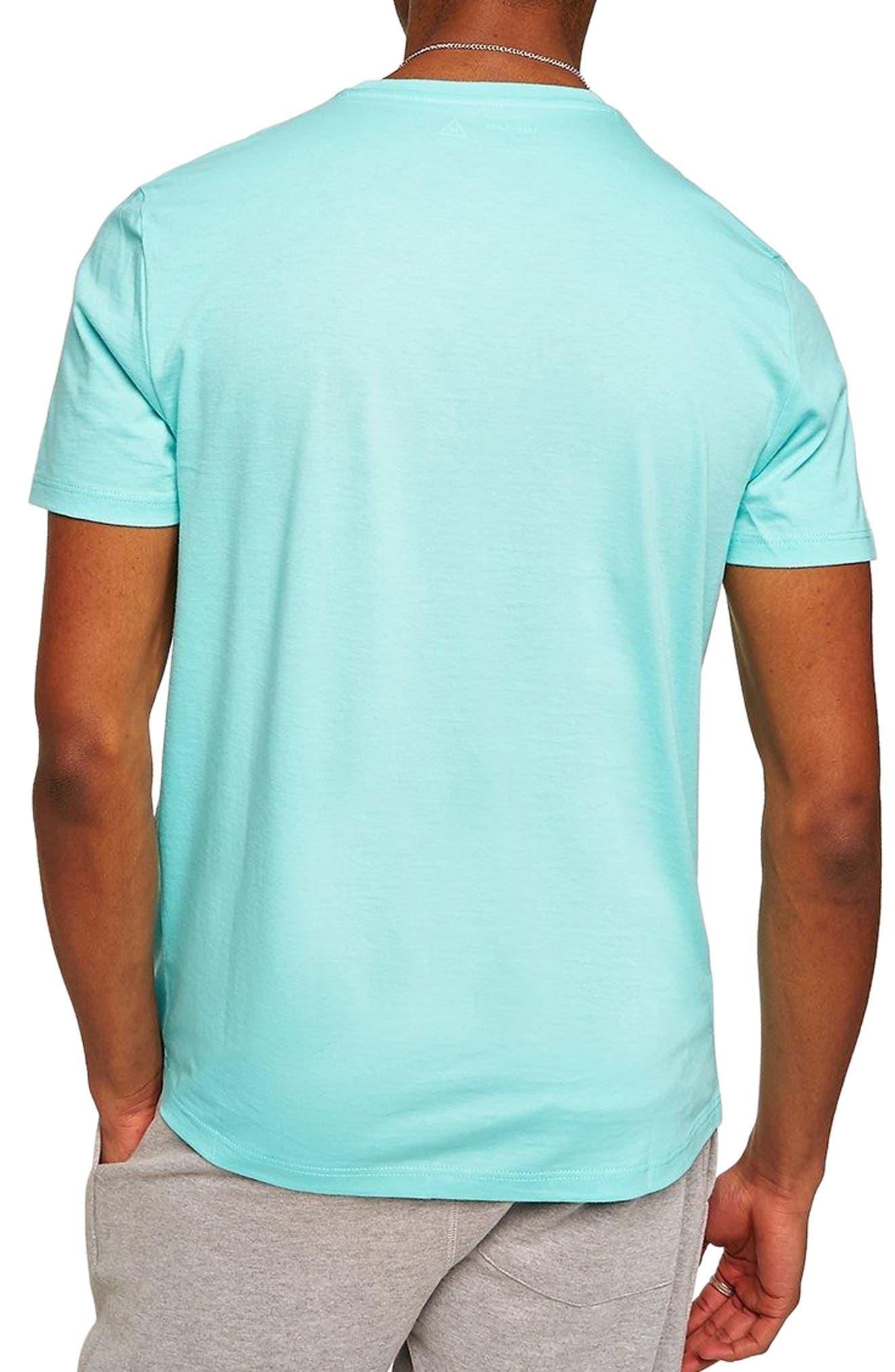 Slim Fit Crewneck T-Shirt,                             Alternate thumbnail 107, color,