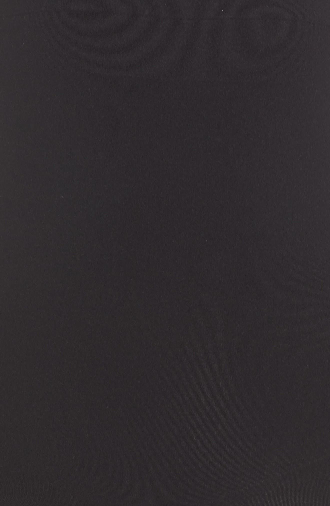 Higher Power Shaper Panties,                             Alternate thumbnail 6, color,                             VERY BLACK