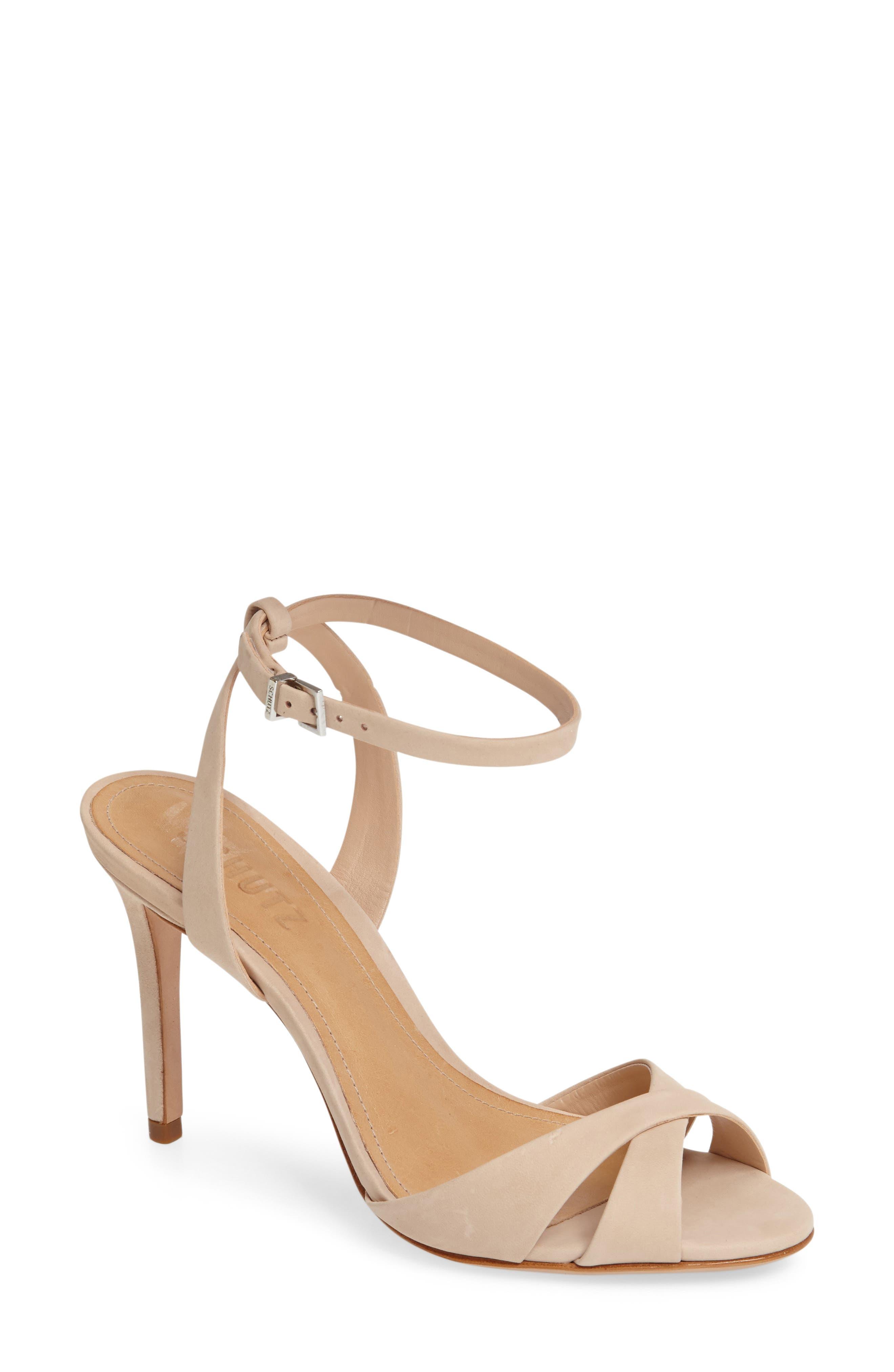 Olyvia Cross Toe Sandal,                             Main thumbnail 2, color,