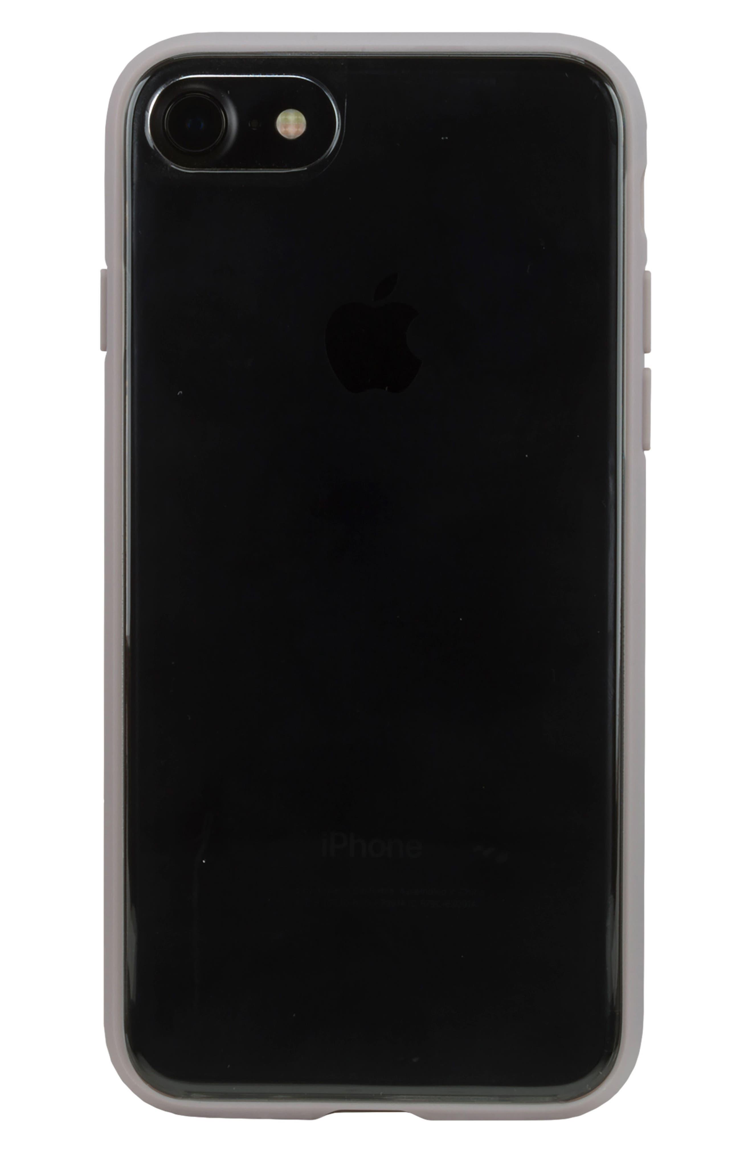 Pop Case Clear iPhone 7 Plus/8 Plus Case,                             Main thumbnail 1, color,                             100