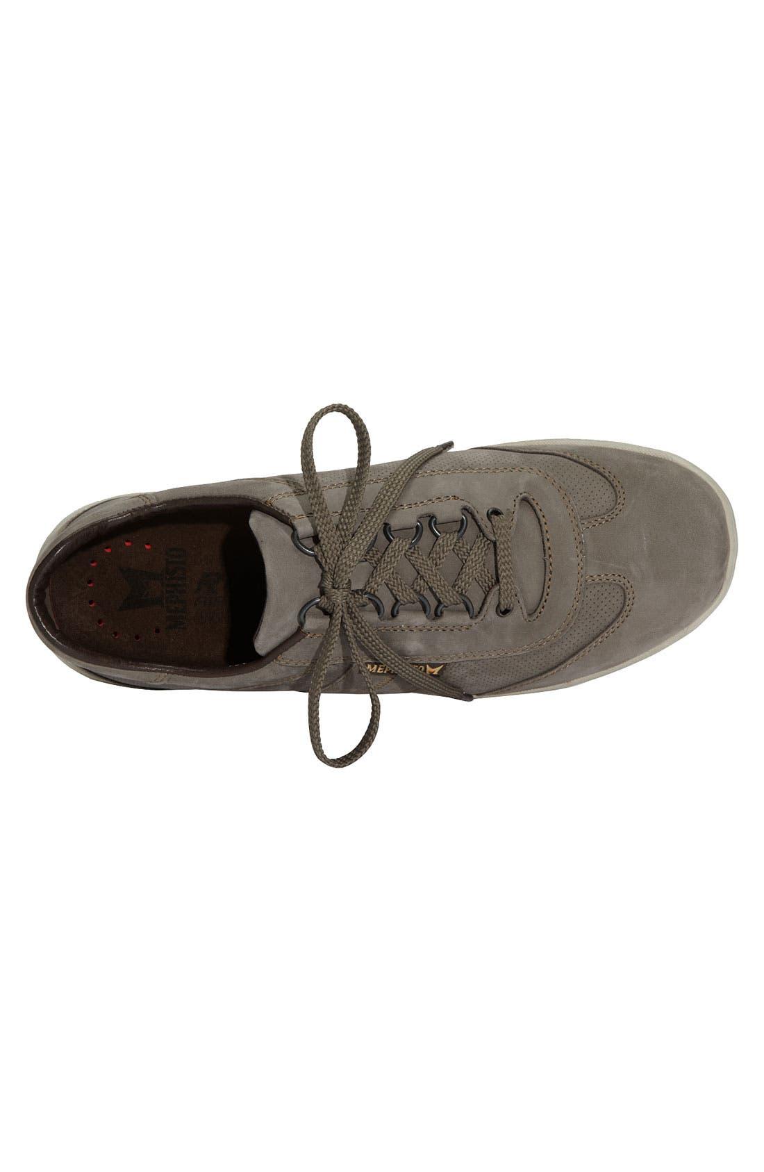 'Hike' Perforated Walking Shoe,                             Alternate thumbnail 2, color,                             020