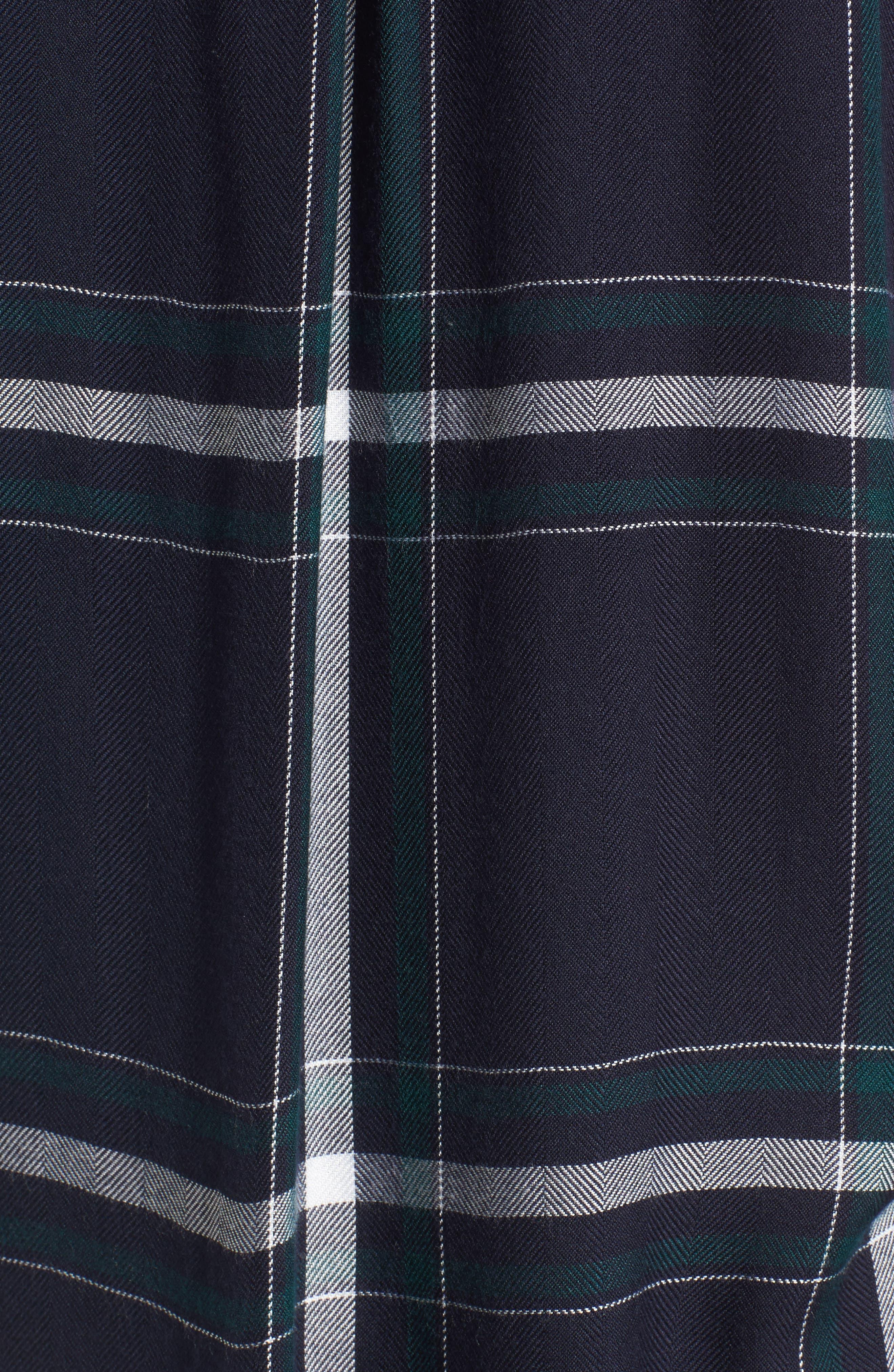 Hunter Plaid Shirt,                             Alternate thumbnail 662, color,