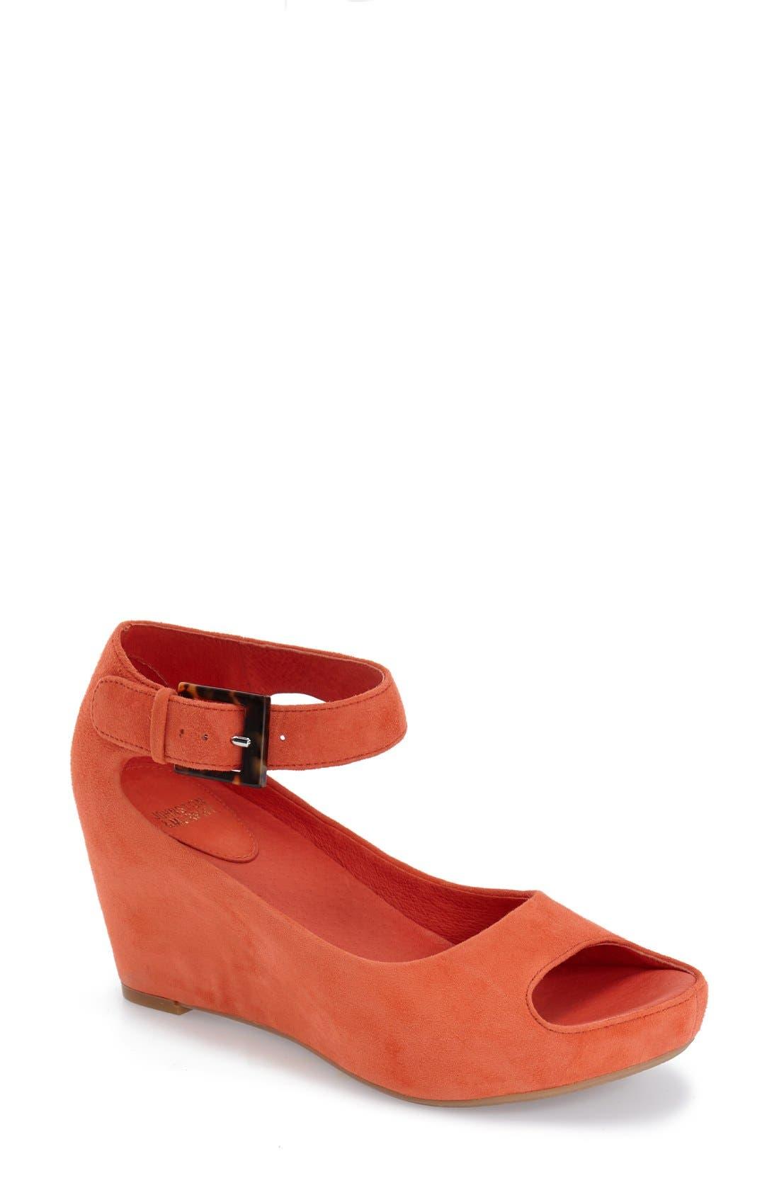 'Tricia' Ankle Strap Sandal,                             Main thumbnail 11, color,