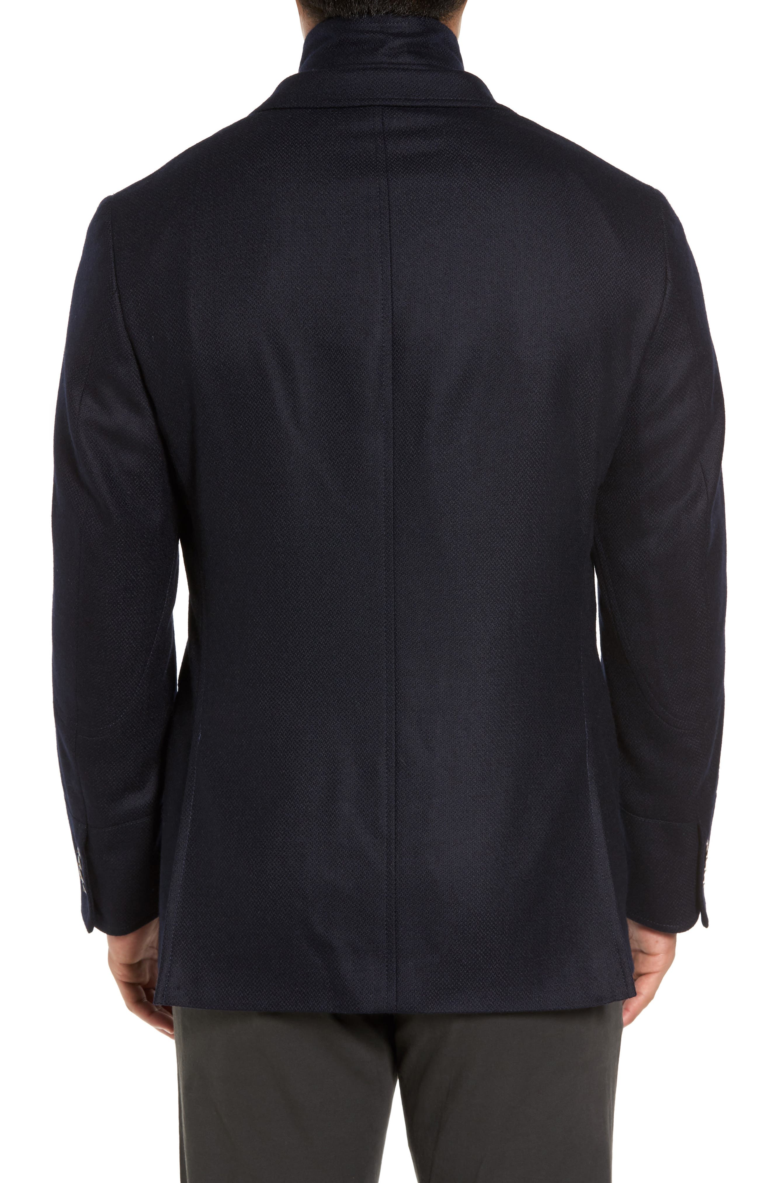 Ritchie Aim Hybrid Classic Fit Wool & Cashmere Sport Coat,                             Alternate thumbnail 2, color,                             410