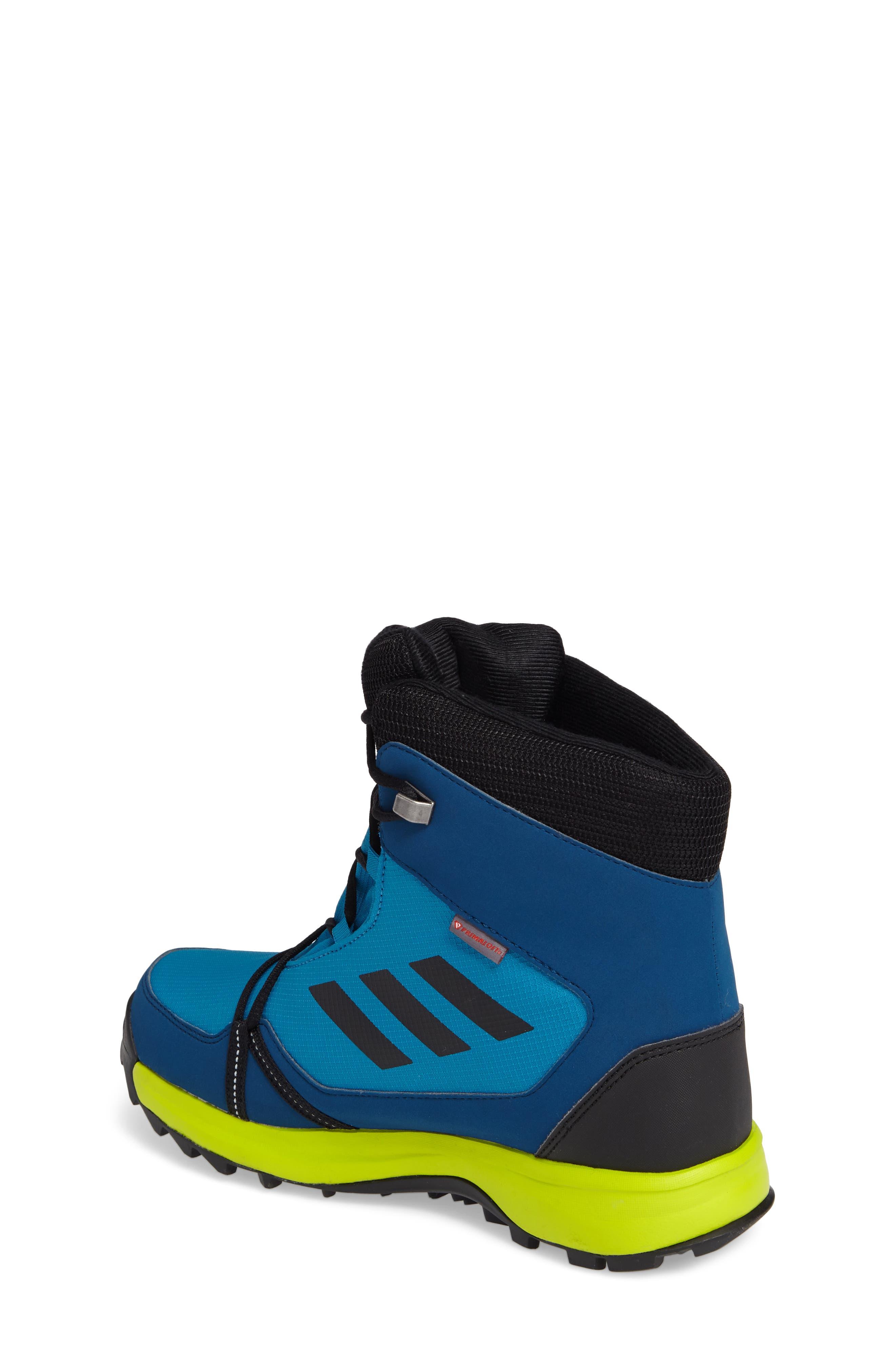 Terrex Snow Sneaker Boot,                             Alternate thumbnail 4, color,