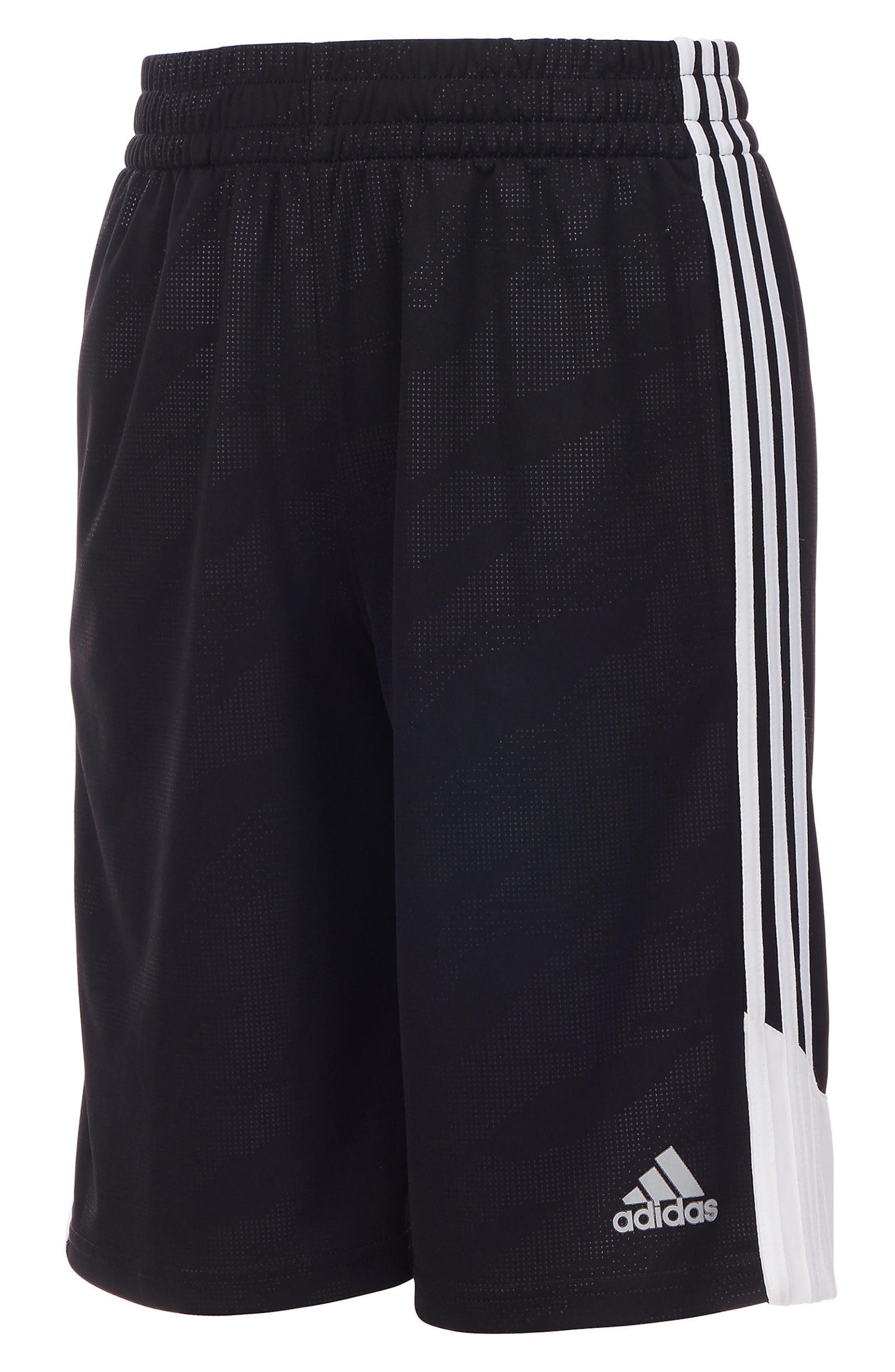 Camo Shorts,                             Alternate thumbnail 2, color,                             BLACK