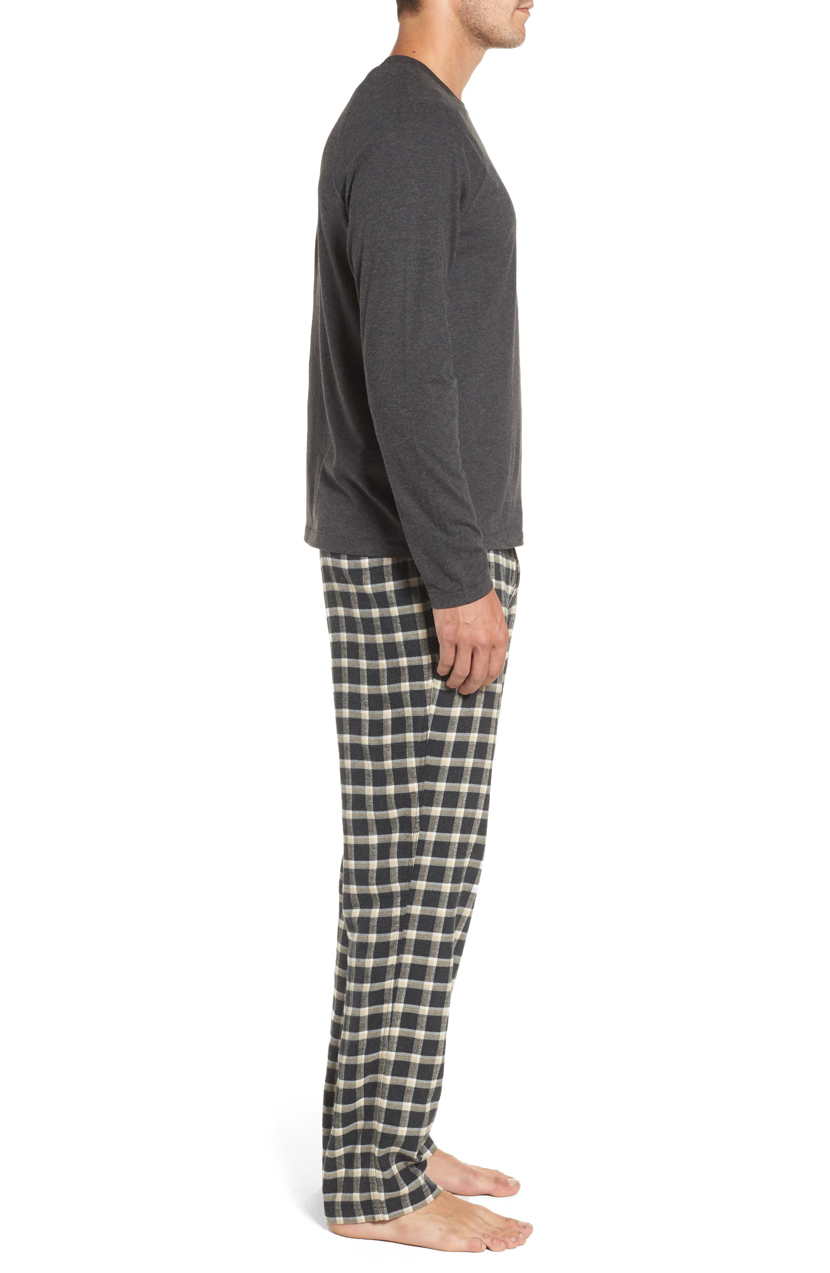 Steiner Pajama Set,                             Alternate thumbnail 7, color,