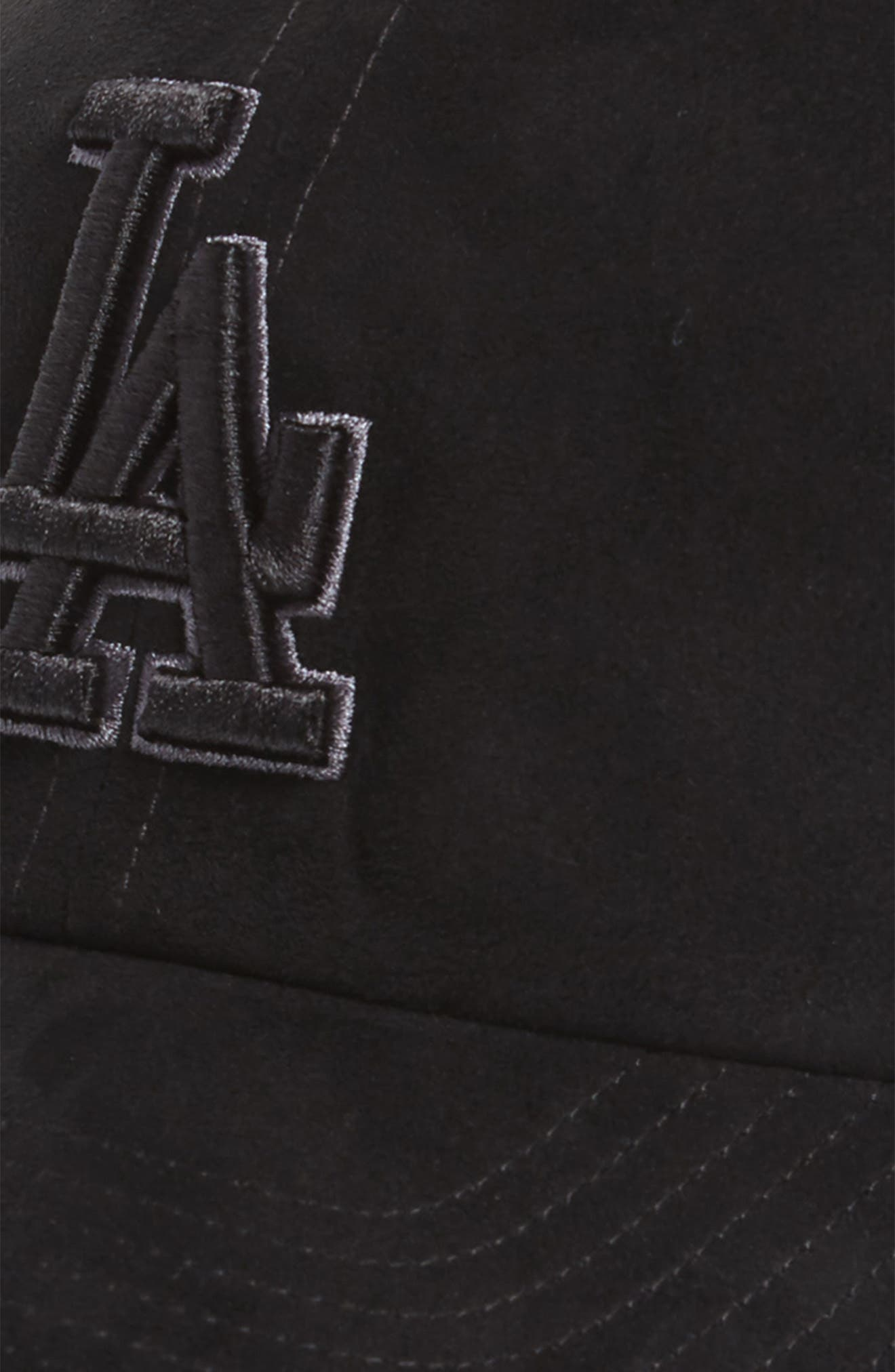 Los Angeles Dodgers Baseball Cap,                             Alternate thumbnail 3, color,                             001