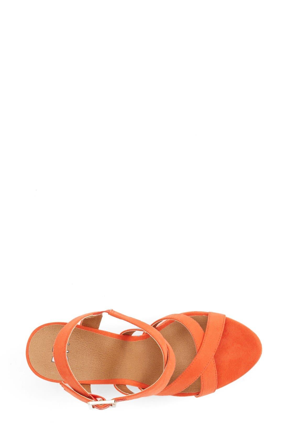 'Summers' Wedge Sandal,                             Alternate thumbnail 26, color,