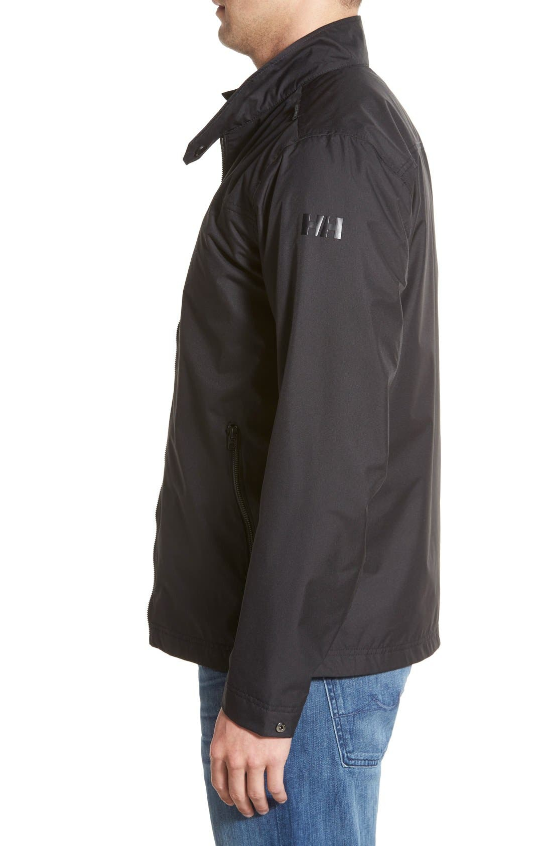 HELLY HANSEN,                             'Derry' Waterproof Jacket,                             Alternate thumbnail 3, color,                             009