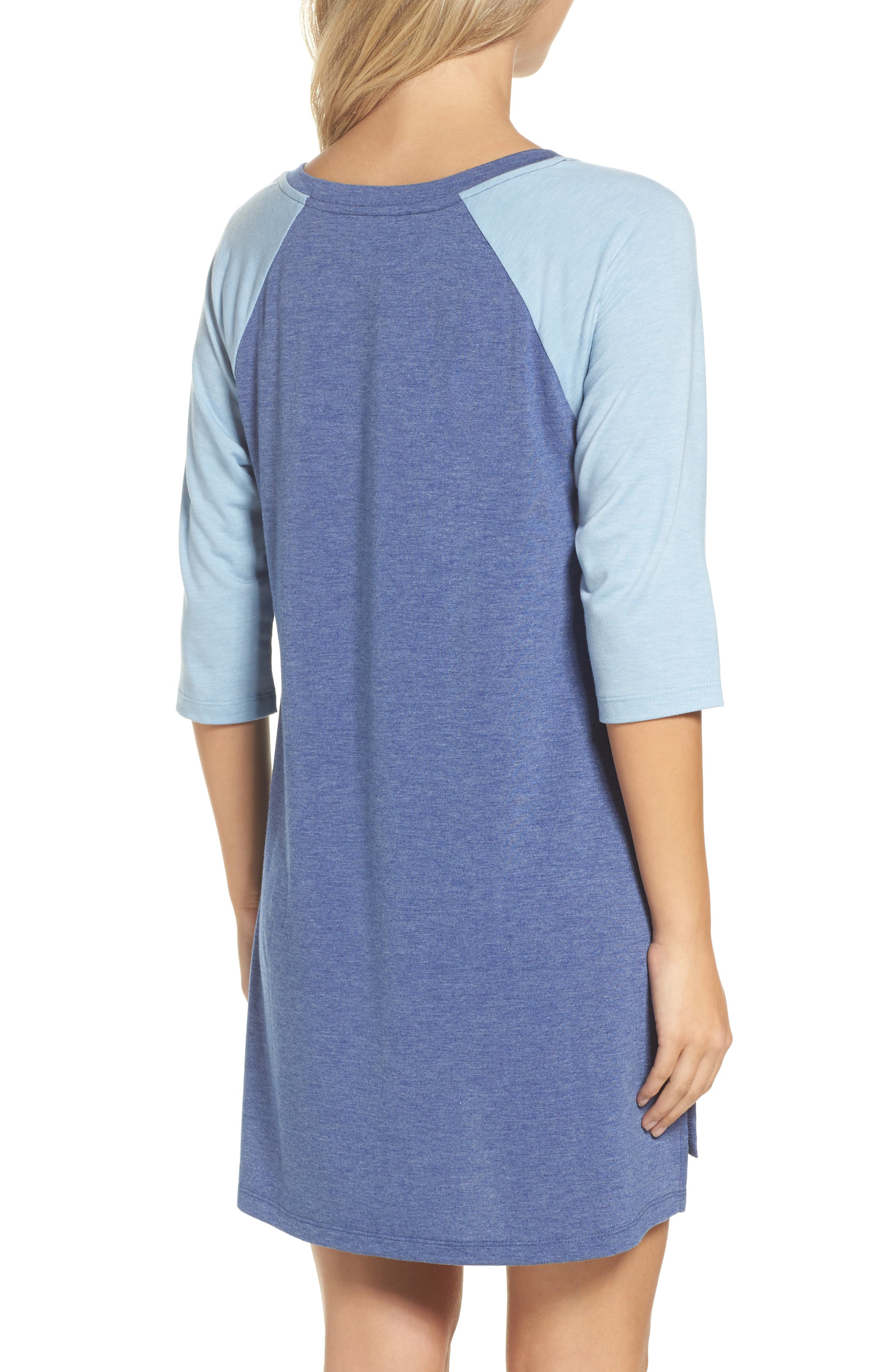 Honeydew All American Sleep Shirt,                             Alternate thumbnail 11, color,