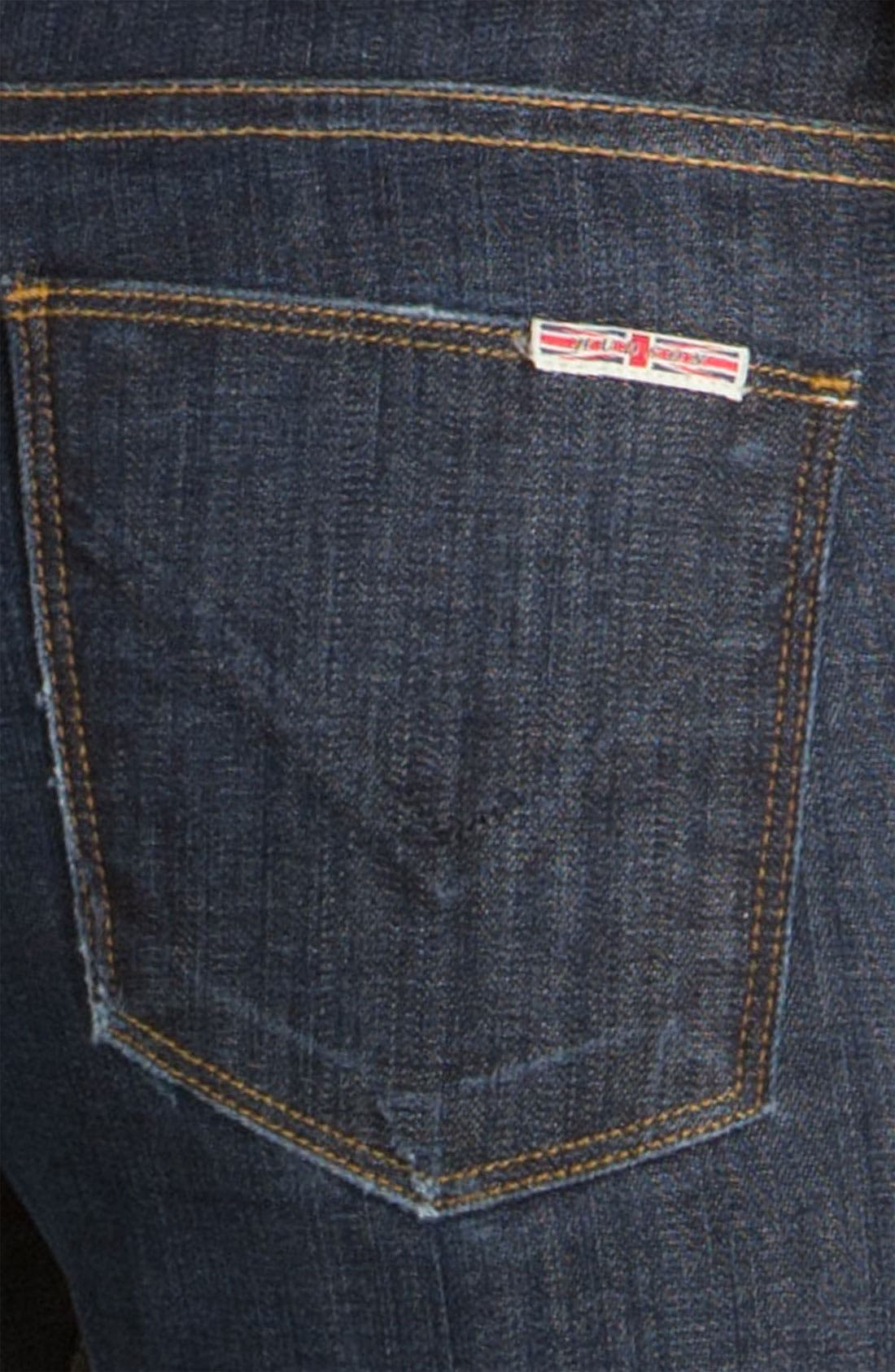 'Nico' Mid Rise Skinny Jeans,                             Alternate thumbnail 2, color,                             400