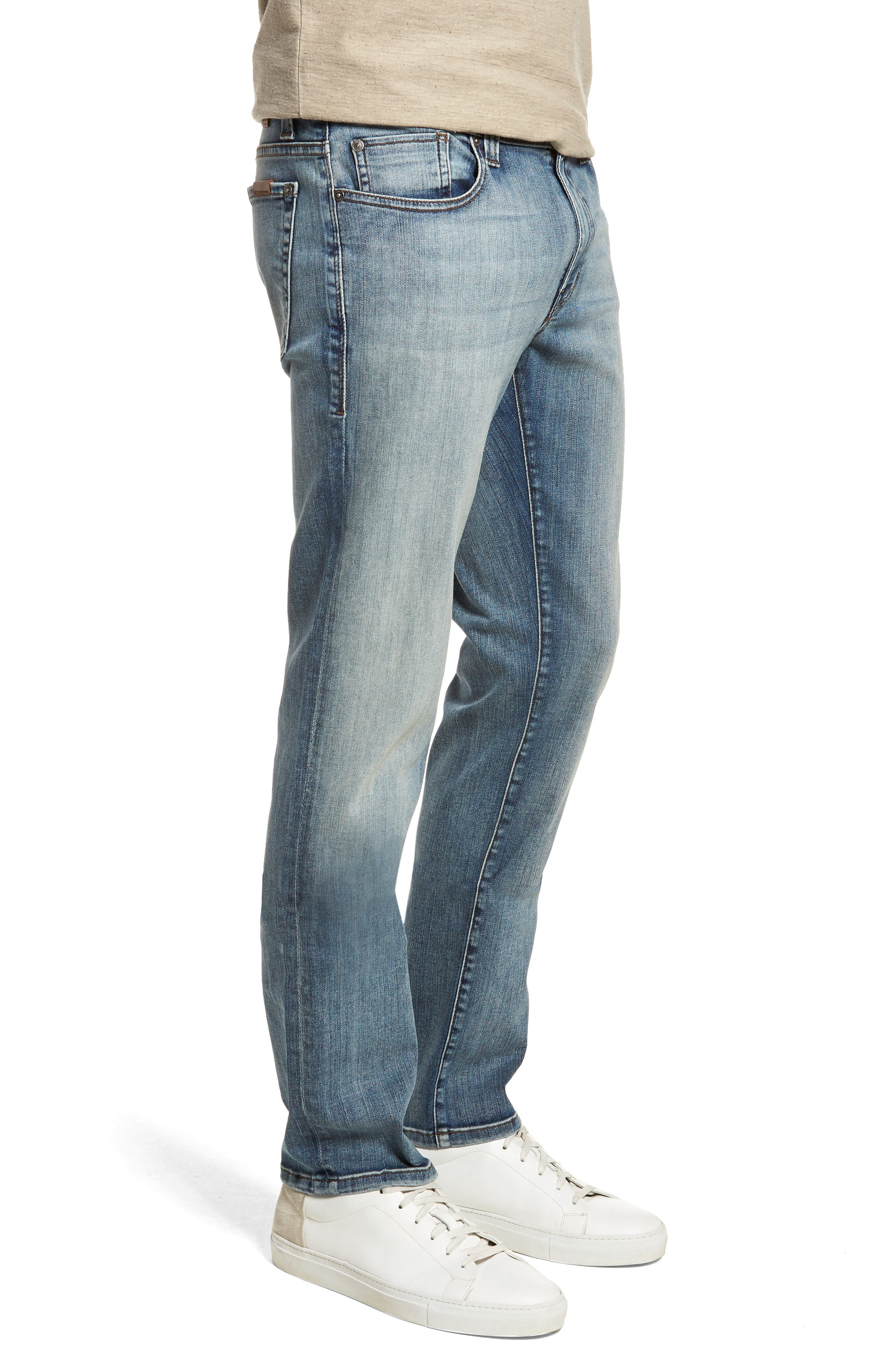 Jimmy Slim Fit Jeans,                             Alternate thumbnail 3, color,                             400