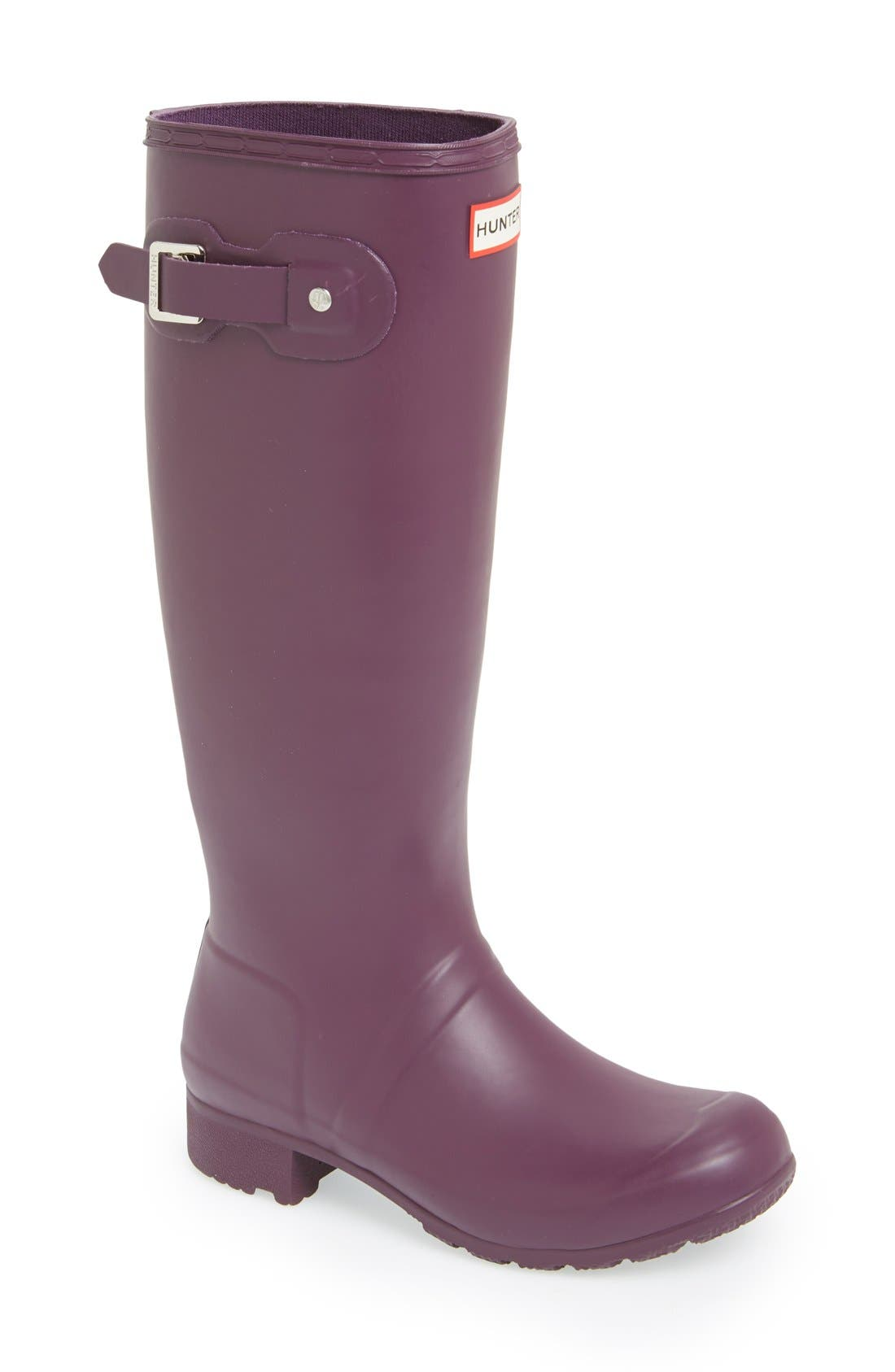 'Tour' Packable Rain Boot,                             Main thumbnail 19, color,