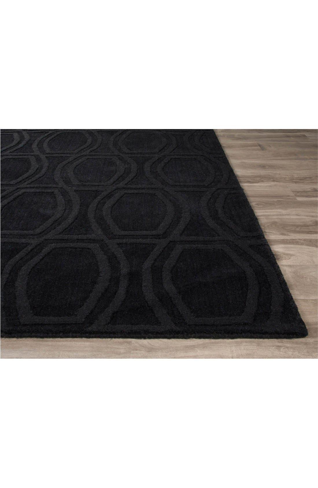 'astor' wool rug,                             Alternate thumbnail 9, color,