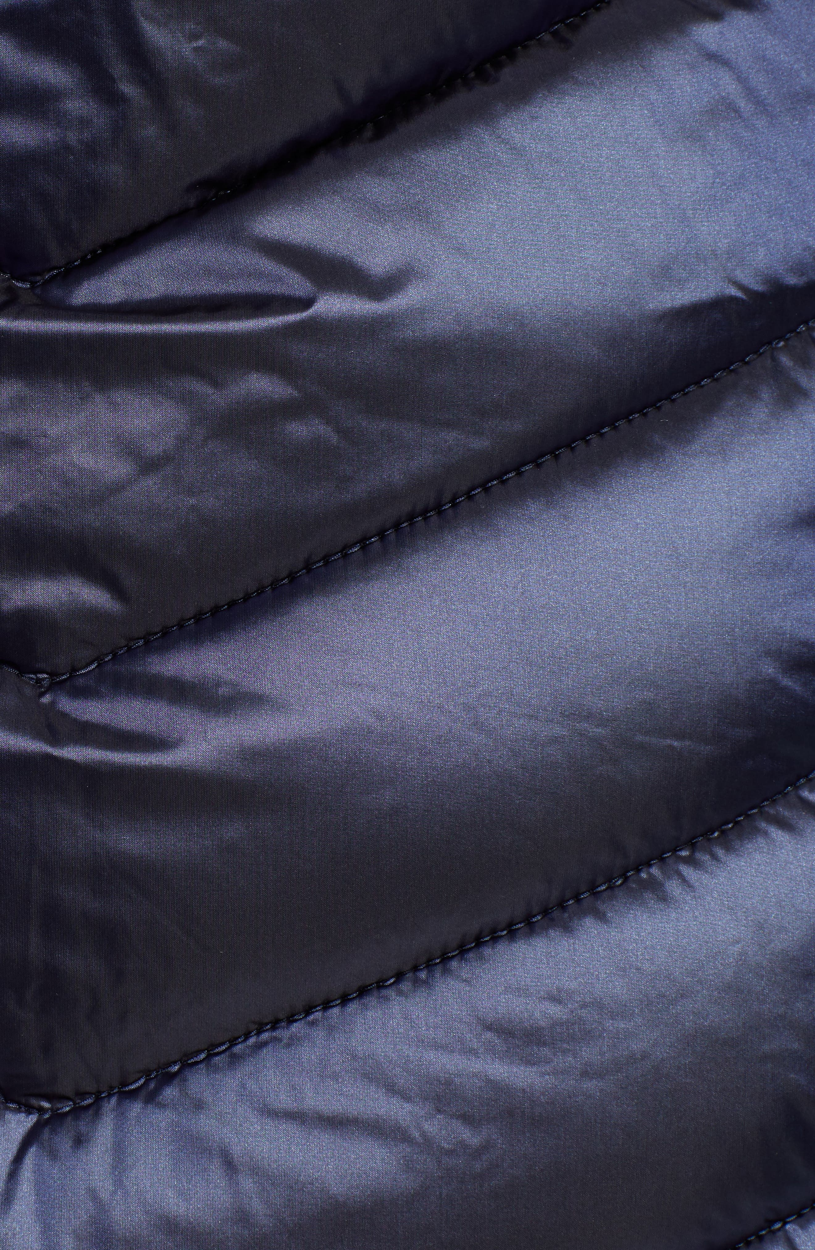 Ailith Quilted Jacket,                             Alternate thumbnail 7, color,                             ROYAL NAVY
