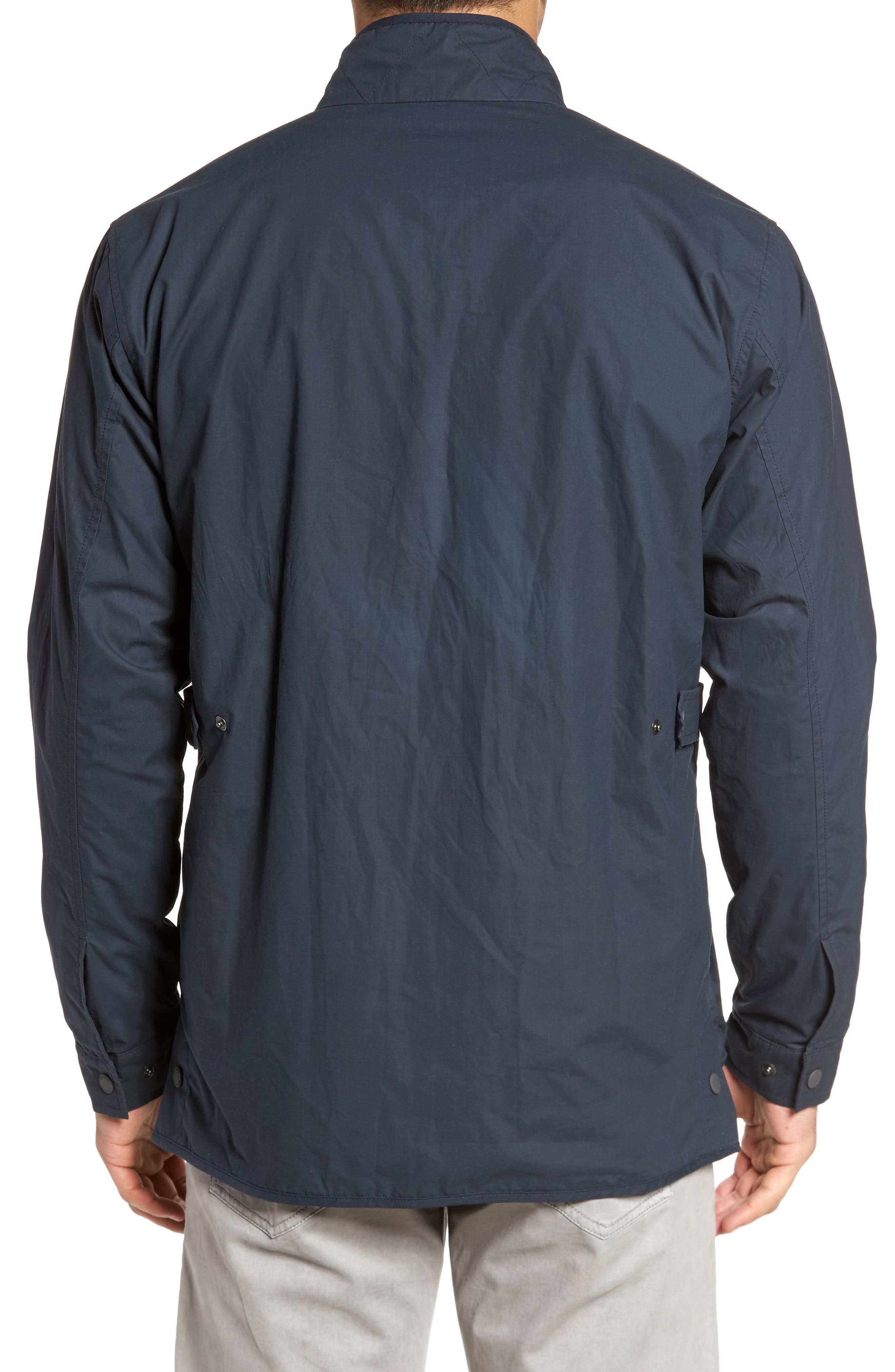 Harrison Wine Country Field Jacket,                             Alternate thumbnail 4, color,