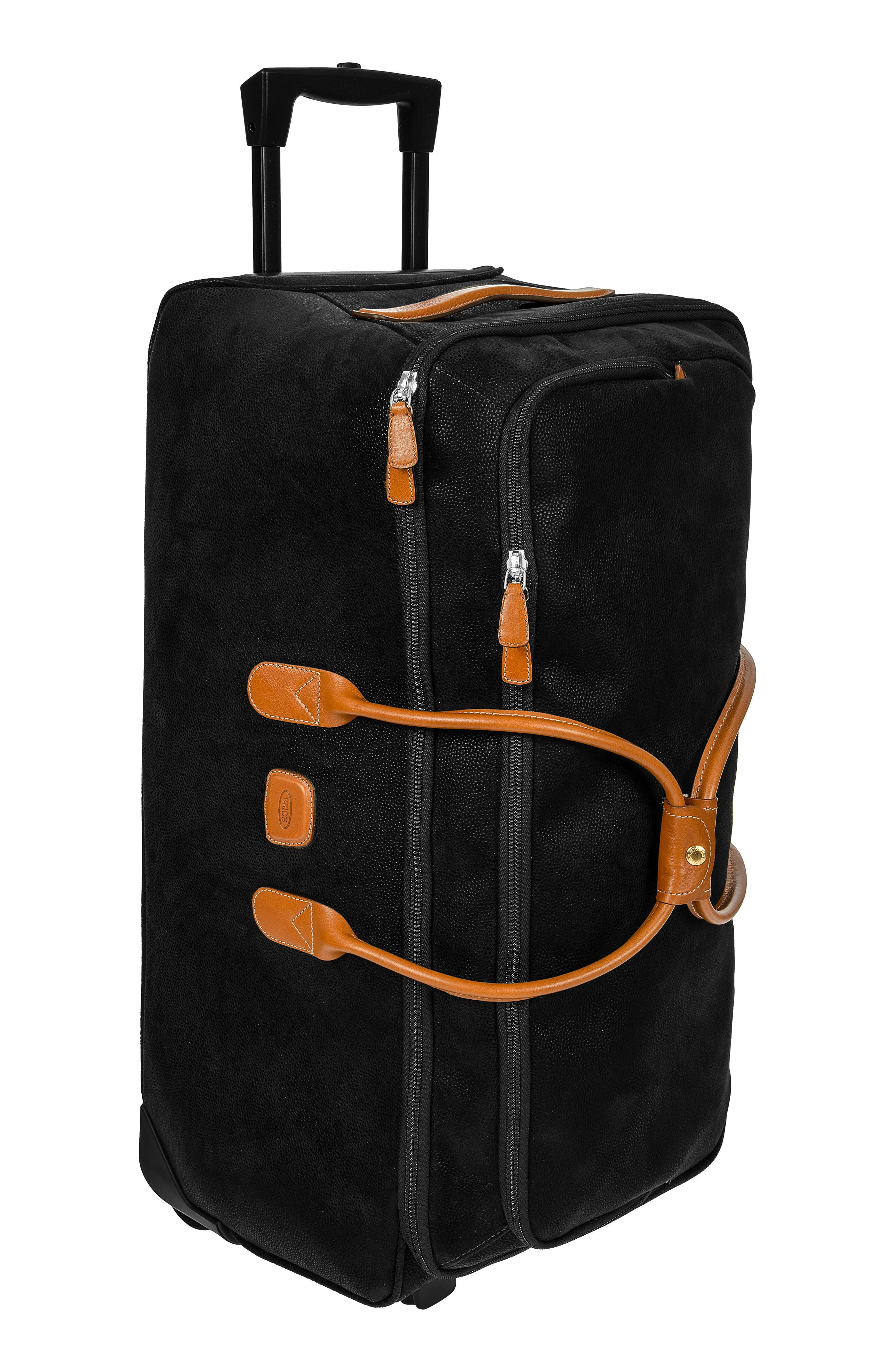 Life Collection 28-Inch Rolling Duffel Bag,                             Main thumbnail 1, color,                             007