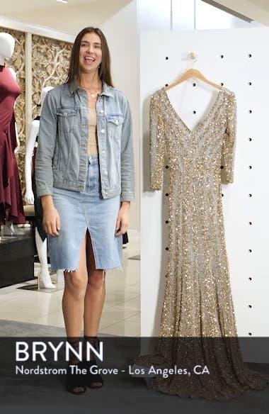 Sequin Gown, sales video thumbnail