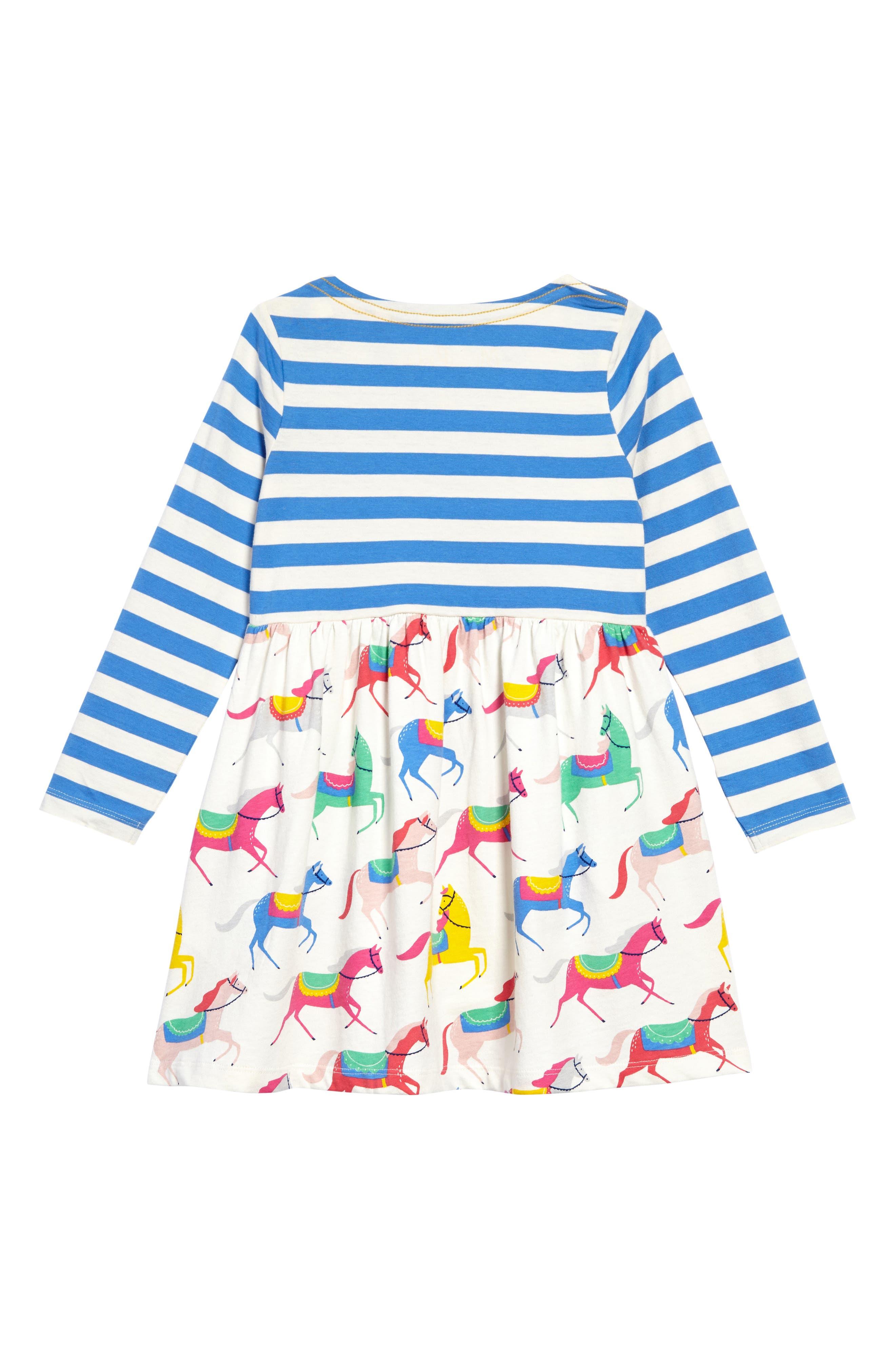 Hotchpotch Jersey Dress,                             Alternate thumbnail 8, color,
