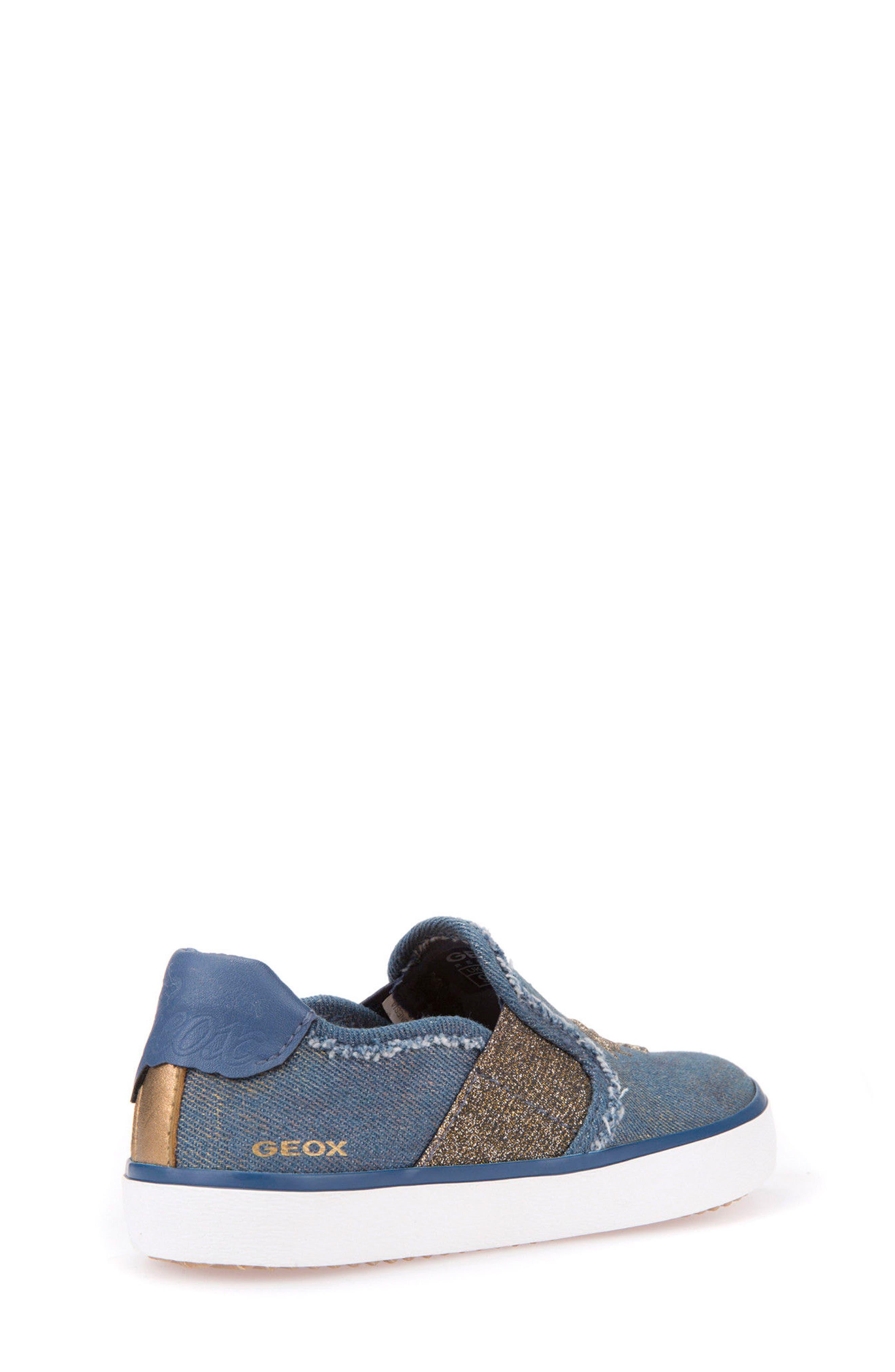 Kilwi Slip-On Sneaker,                             Alternate thumbnail 2, color,                             AVIO