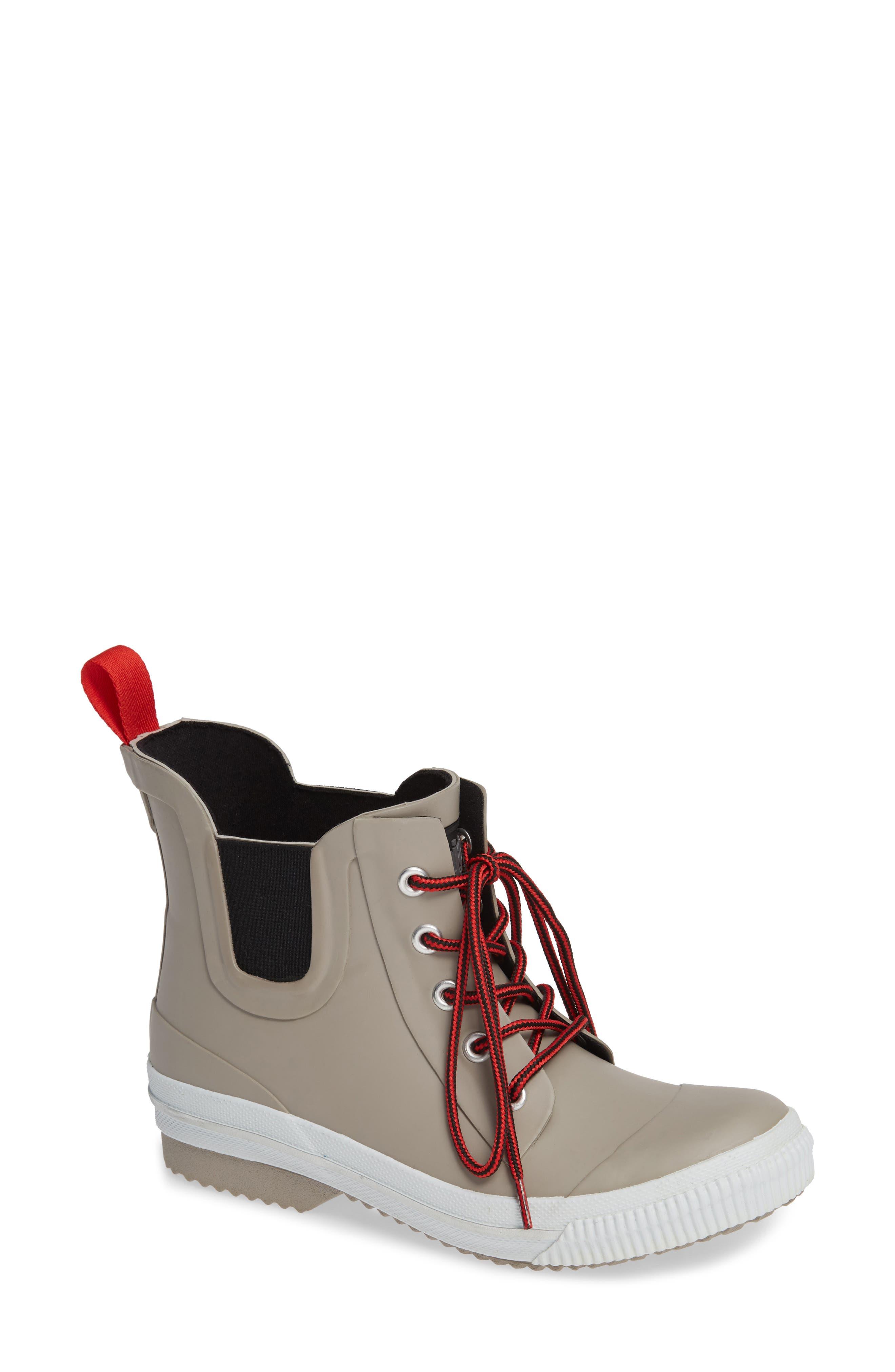 PAJAR Lolita Waterproof Chelsea Waterproof Rain Boot in Grey