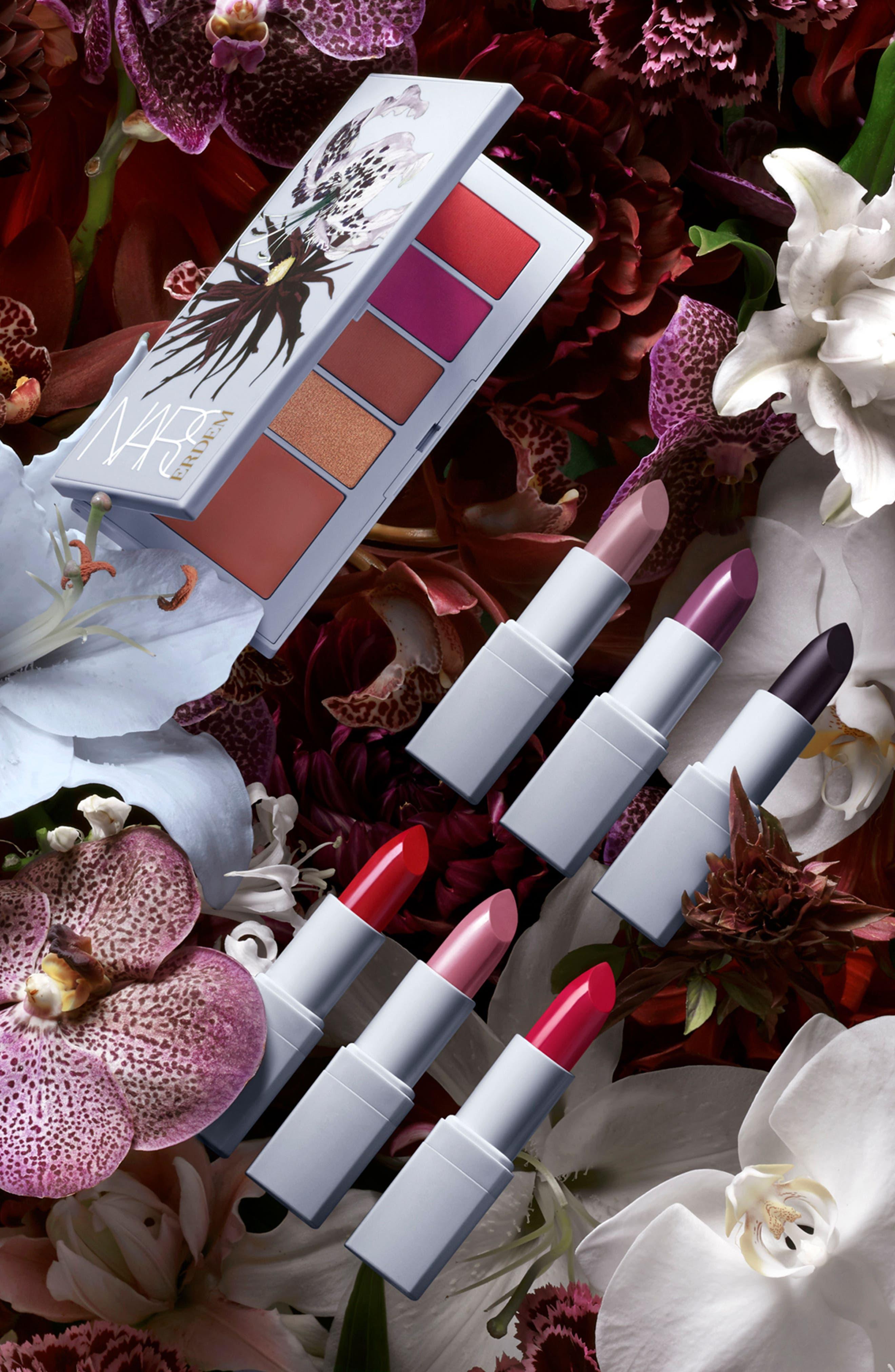 x Erdem Strange Flowers Lipstick,                             Alternate thumbnail 6, color,                             500