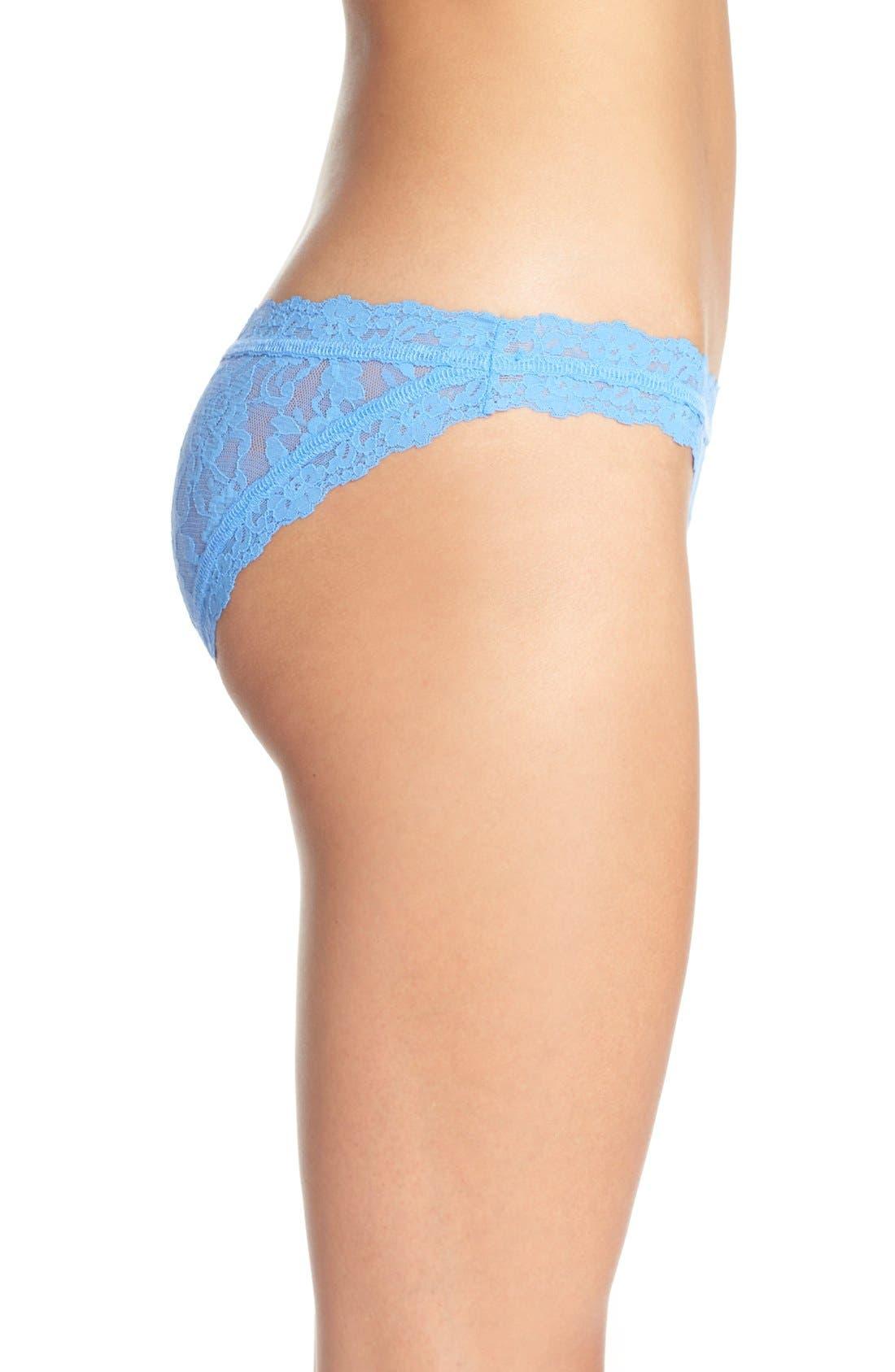 'Signature Lace' Brazilian Bikini,                             Alternate thumbnail 108, color,