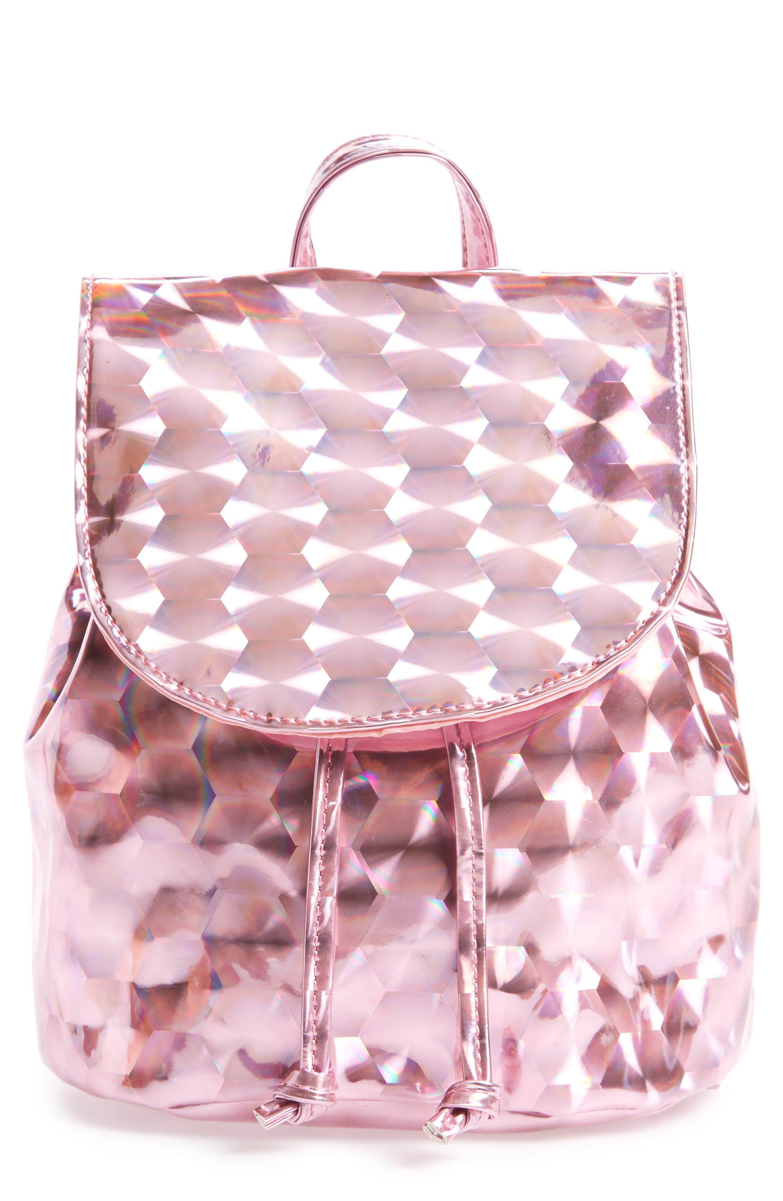 Hologram Backpack,                         Main,                         color,