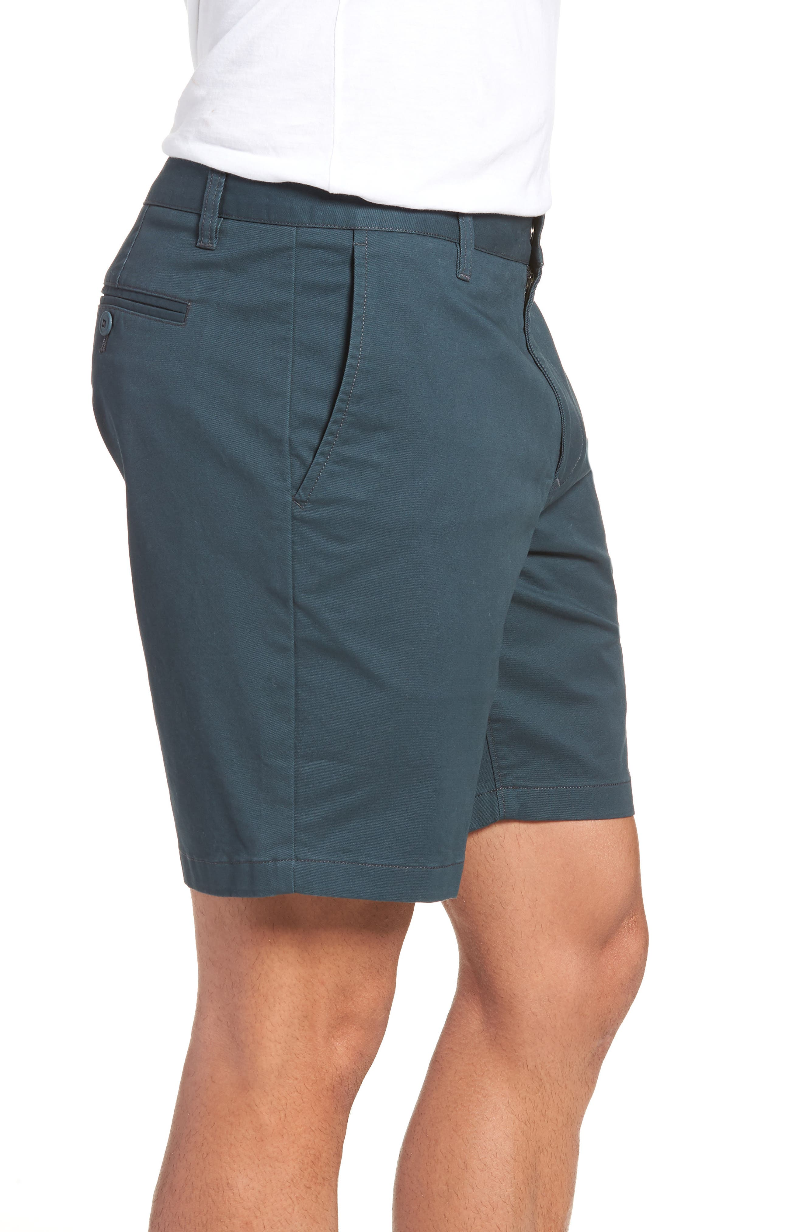 Stretch Chino 7-Inch Shorts,                             Alternate thumbnail 30, color,