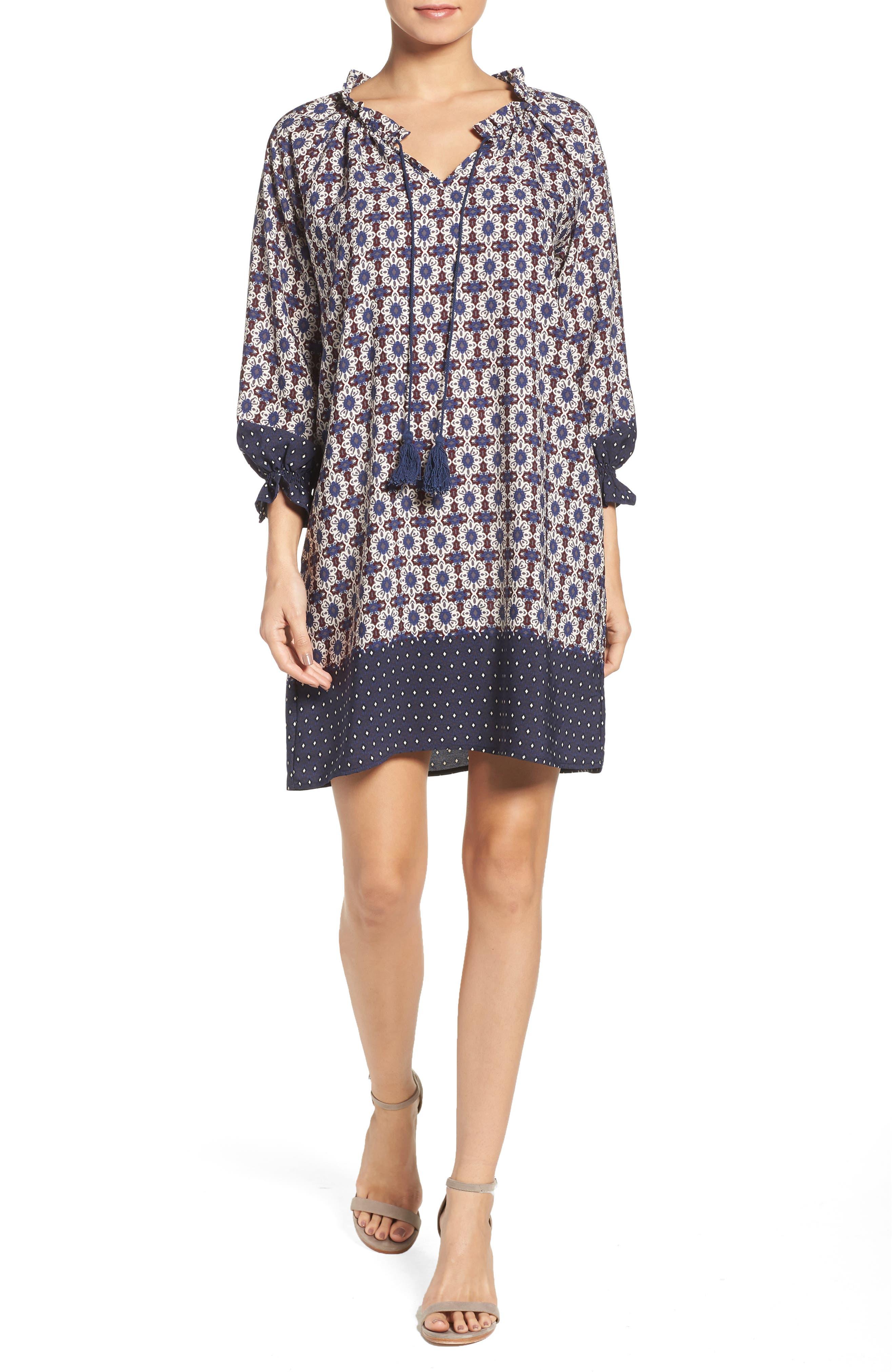 Catella Tunic Dress,                             Alternate thumbnail 2, color,                             410