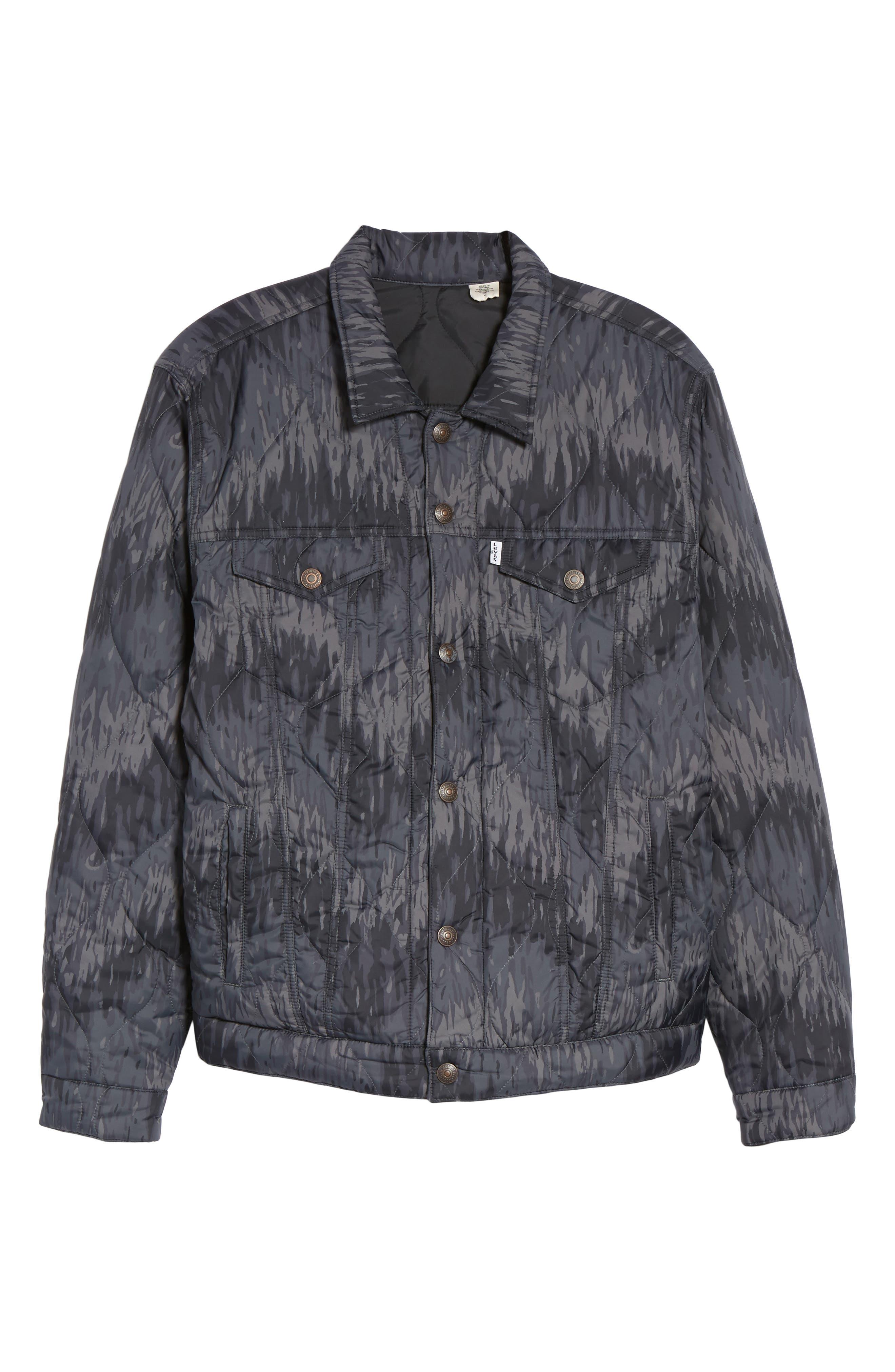 'Barstow' Denim Western Shirt,                             Alternate thumbnail 32, color,