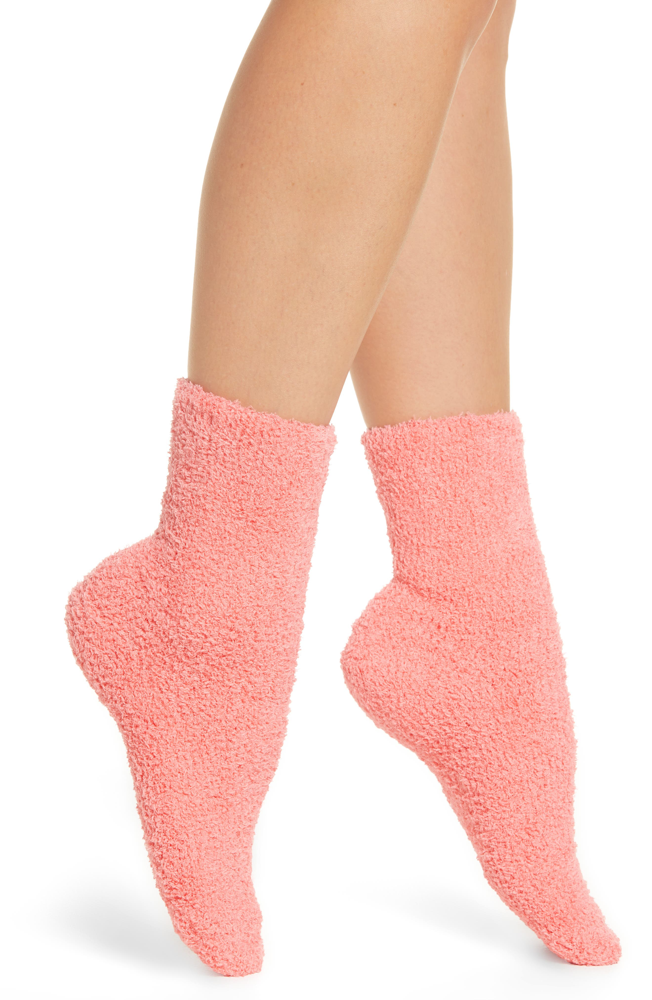 NORDSTROM Butter Crew Socks, Main, color, 951