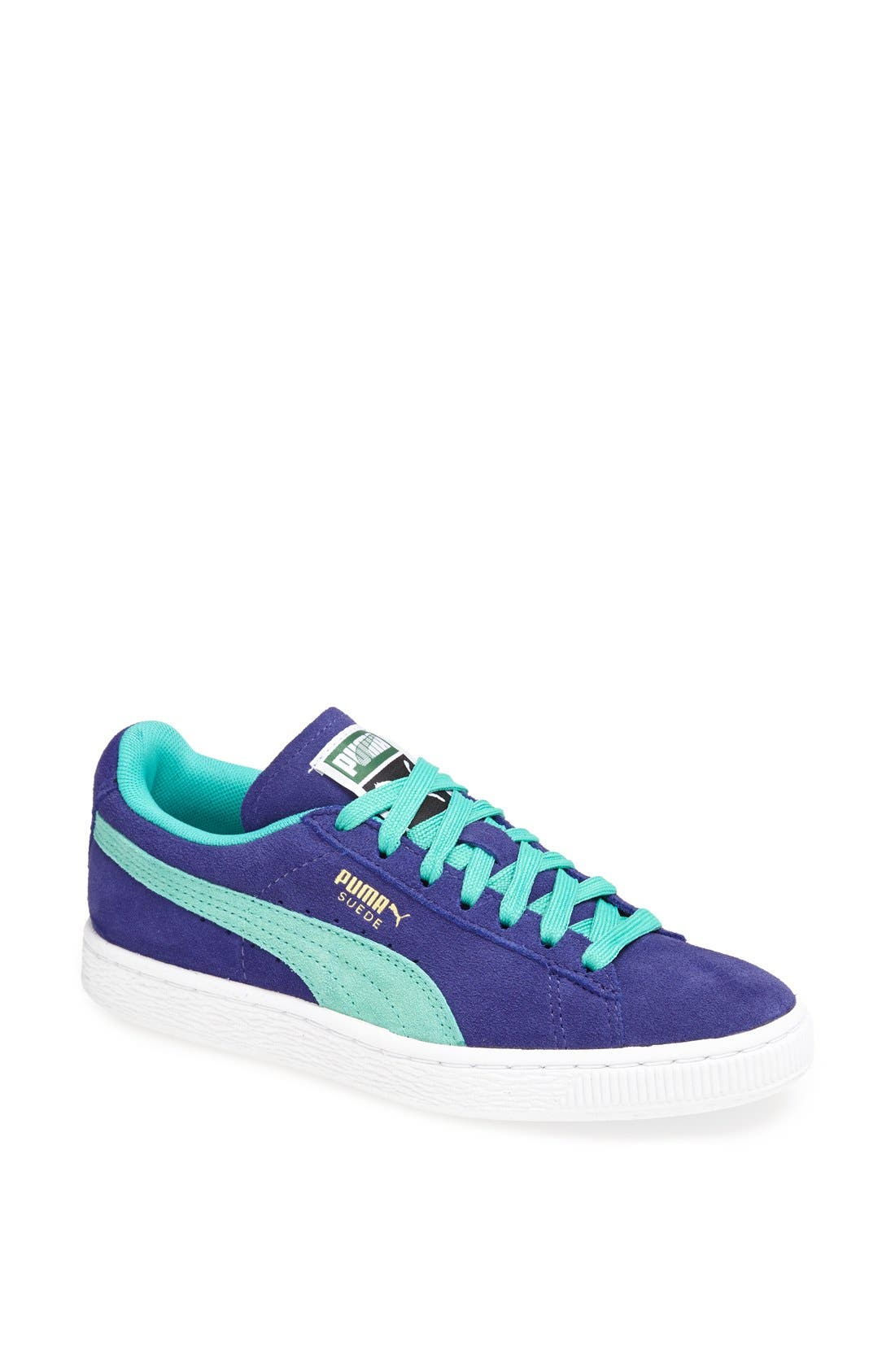 Suede Sneaker,                             Main thumbnail 14, color,