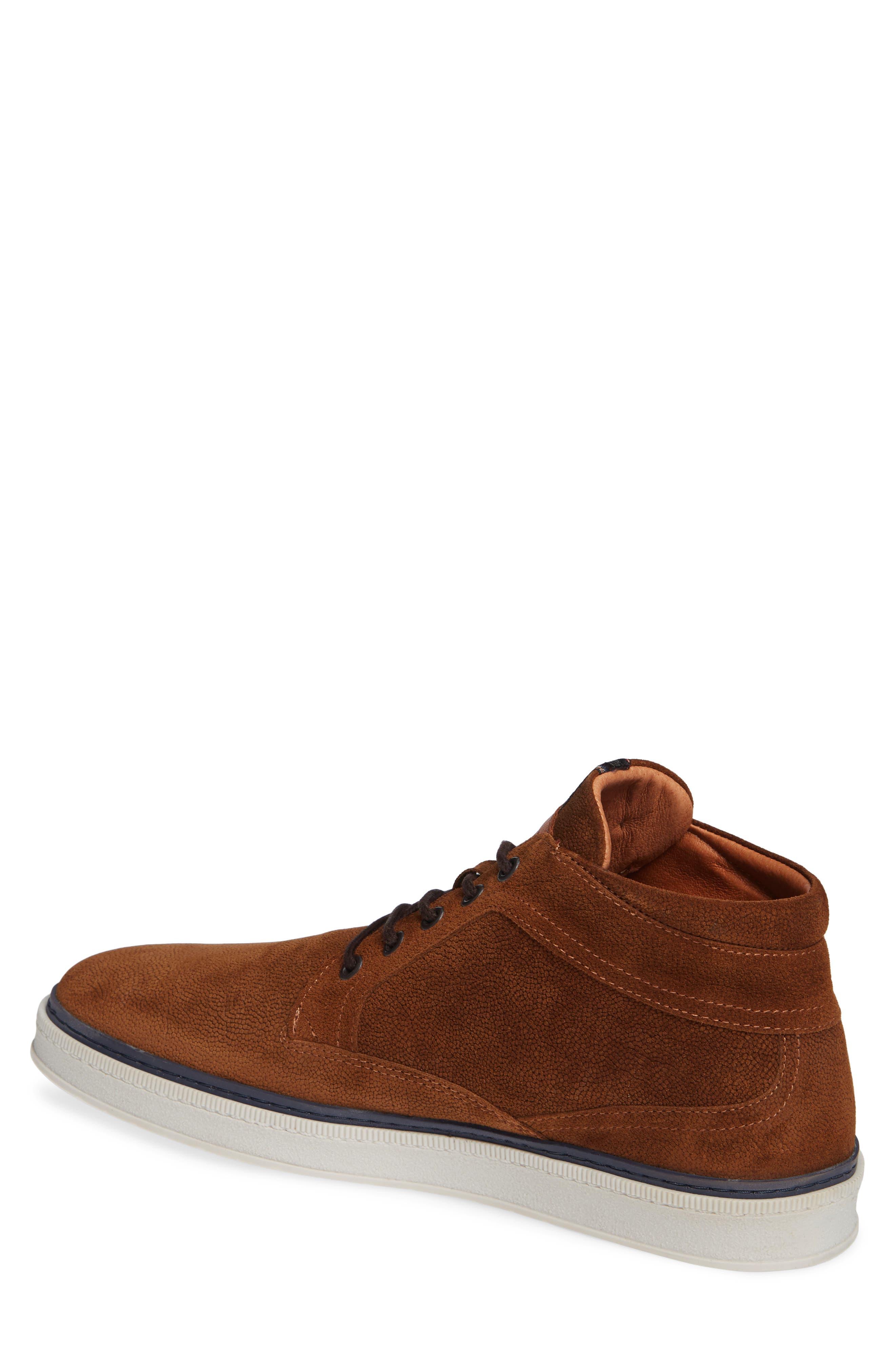 Bilbao Sneaker,                             Alternate thumbnail 2, color,                             COGNAC