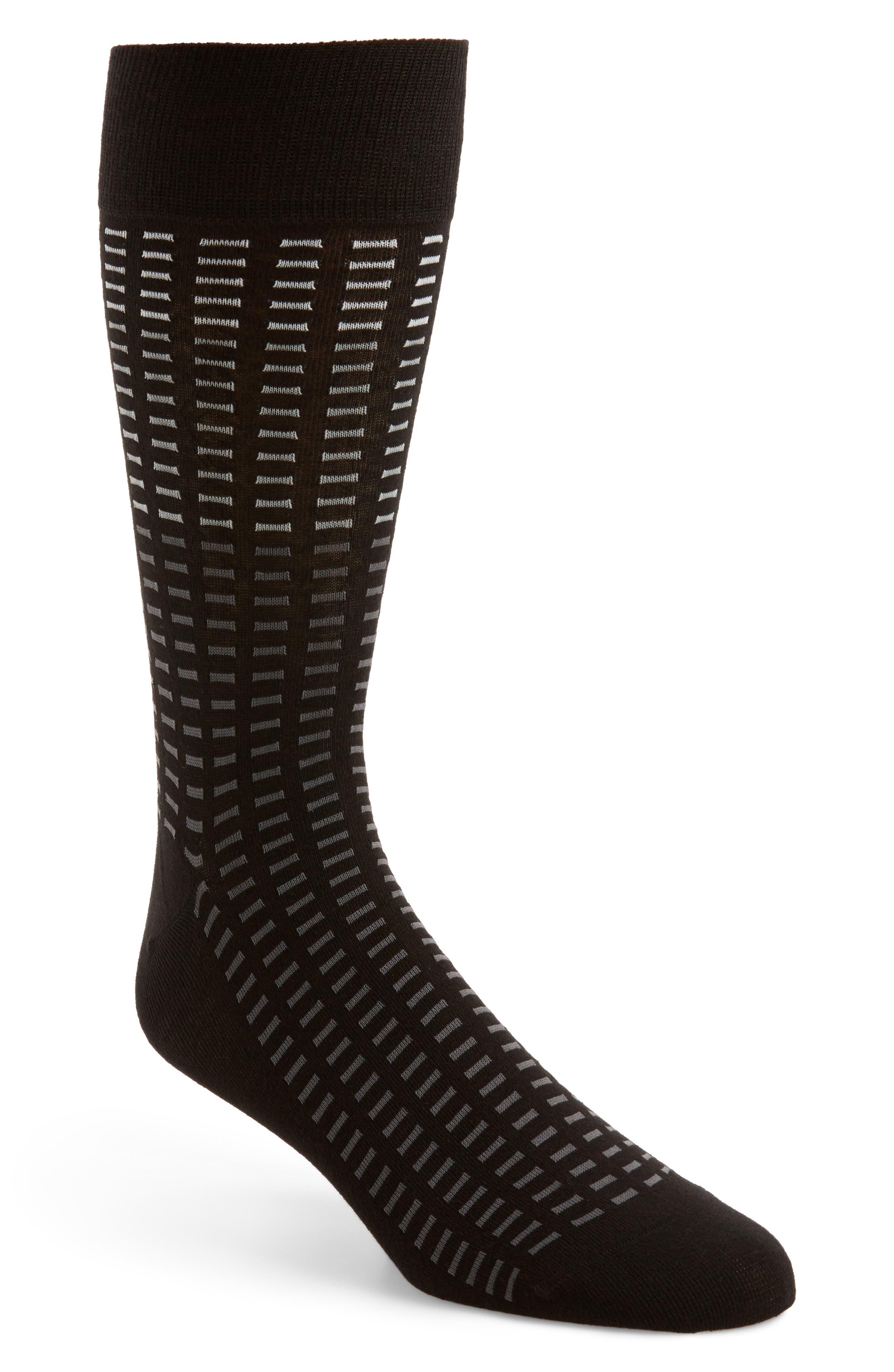 Tile Socks,                         Main,                         color, 001