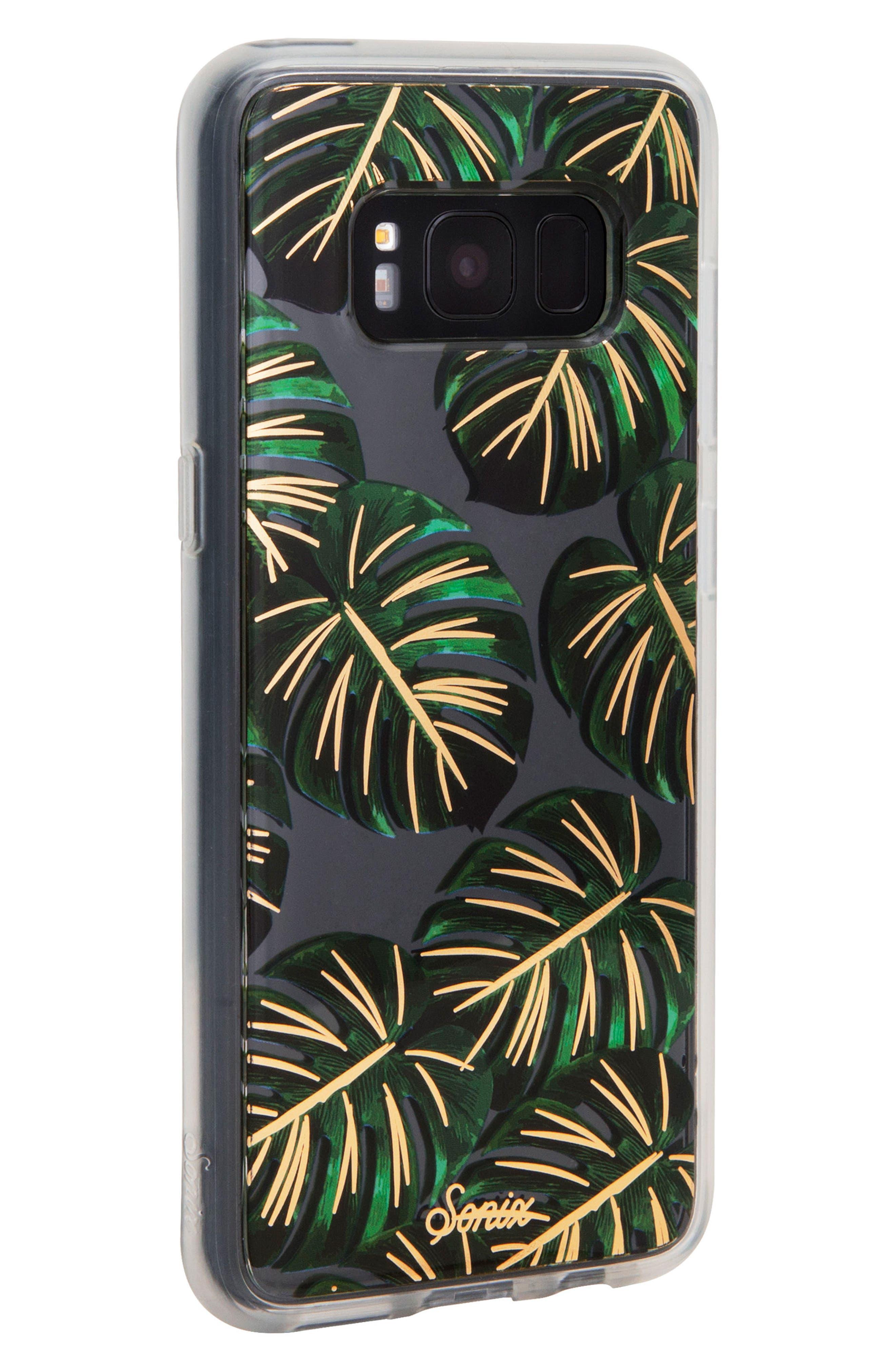 Tamarindo Samsung Galaxy S8 & Galaxy S8 Plus Case,                             Alternate thumbnail 5, color,
