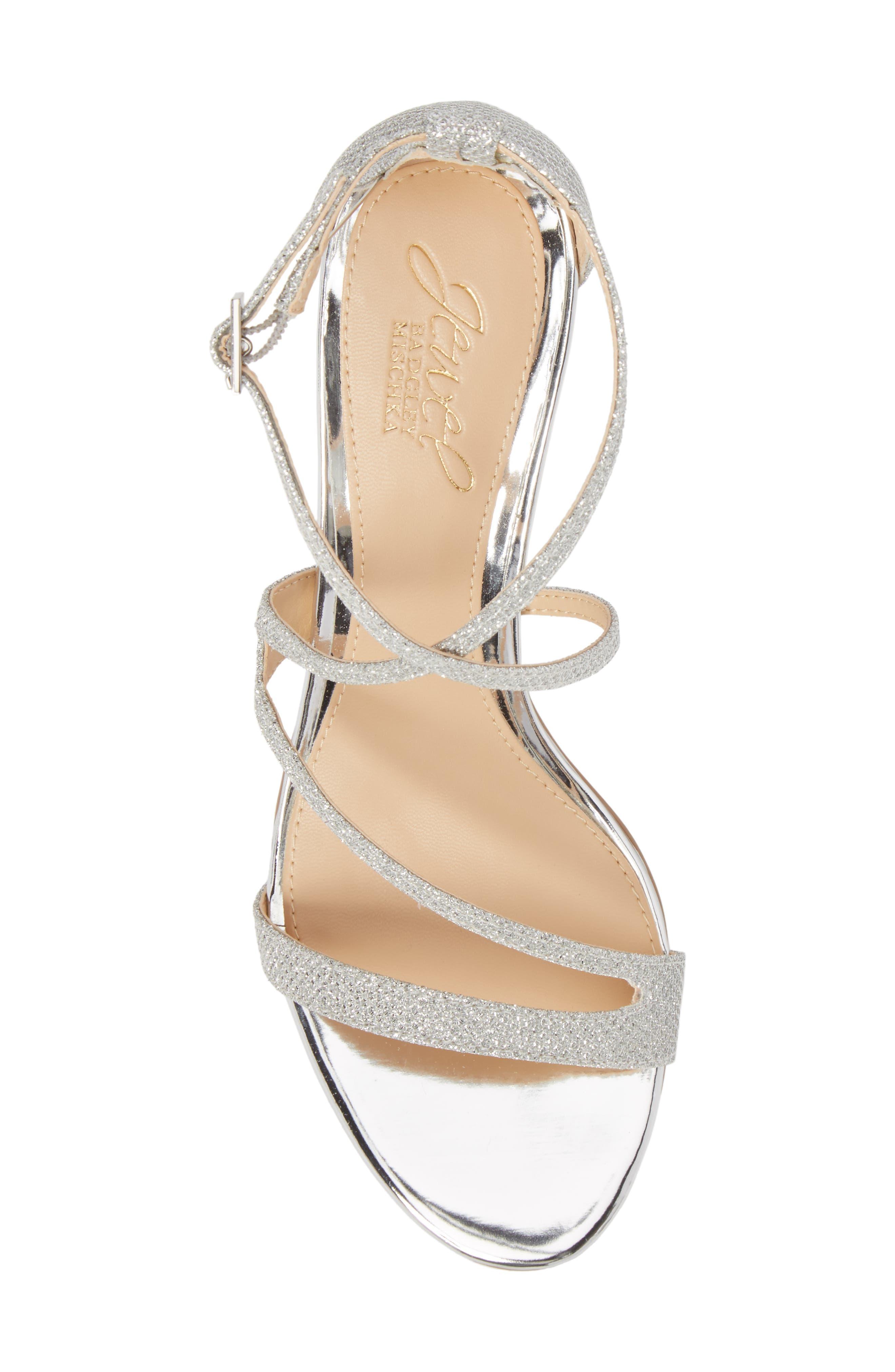 Gail Crystal Embellished Sandal,                             Alternate thumbnail 14, color,