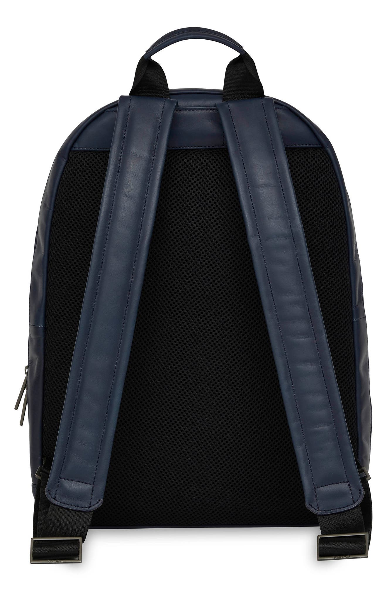 Barbican Albion Leather Backpack,                             Alternate thumbnail 2, color,                             400